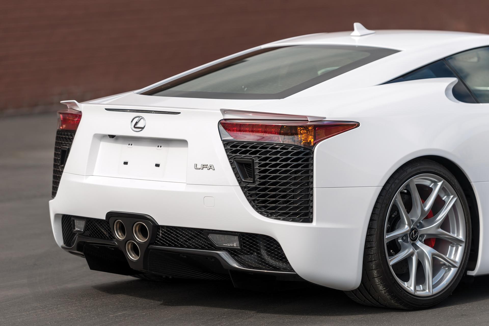 Lexus LFA for sale 10