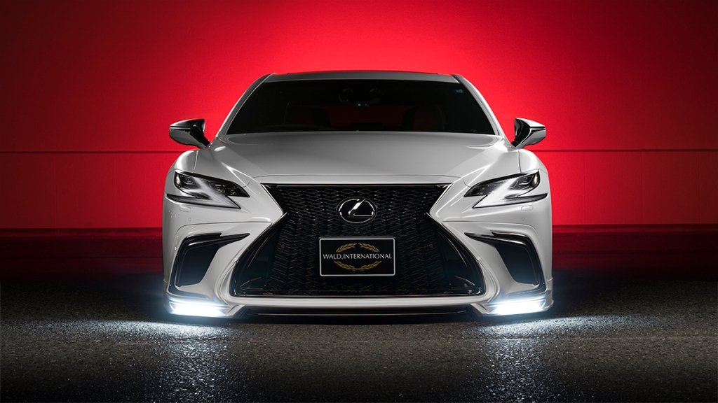 Lexus LS by Wald International (1)