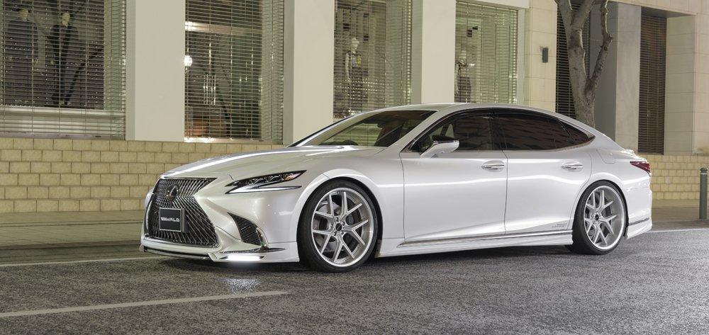Lexus LS by Wald International (13)