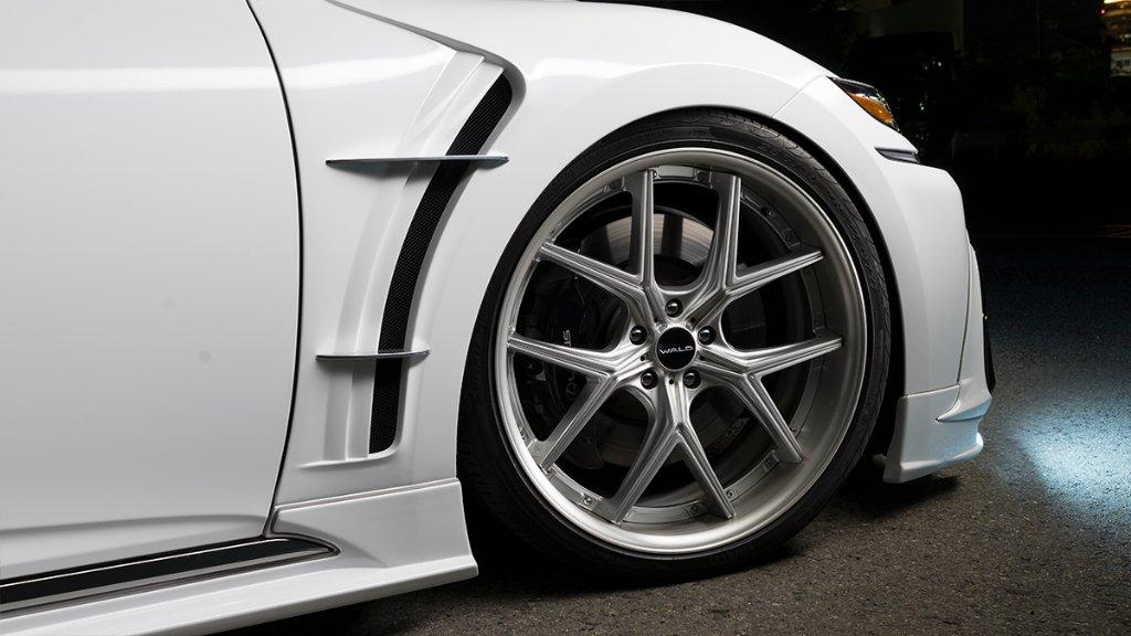 Lexus LS by Wald International (3)