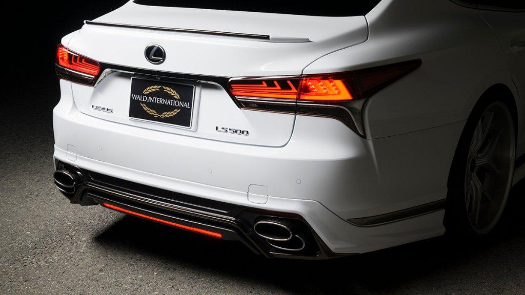 Lexus LS by Wald International (4)