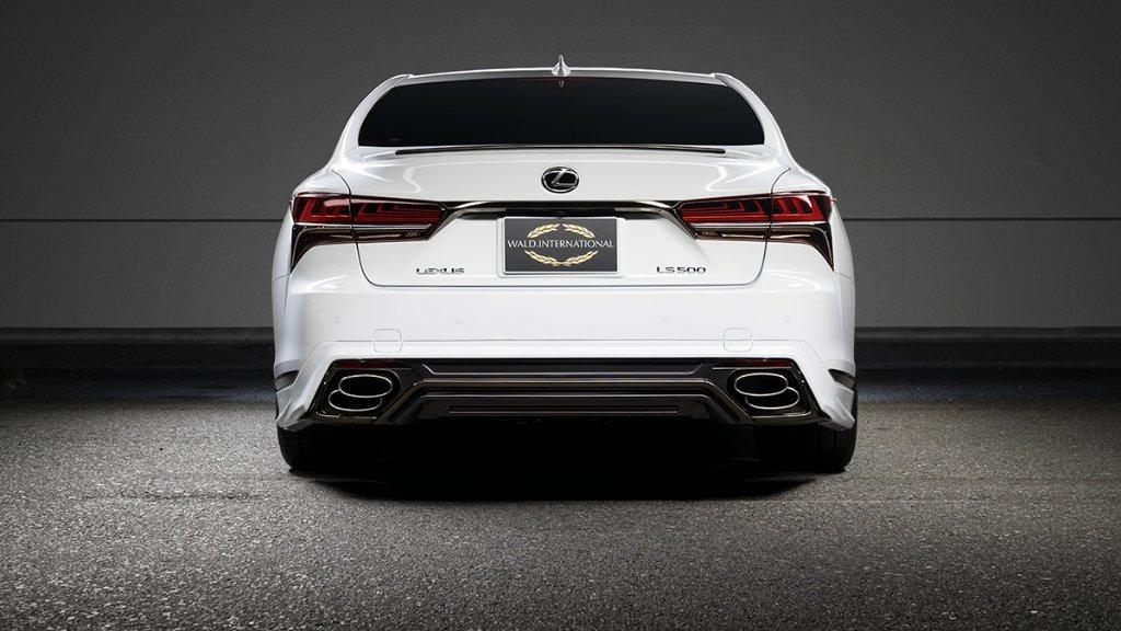Lexus LS by Wald International (5)