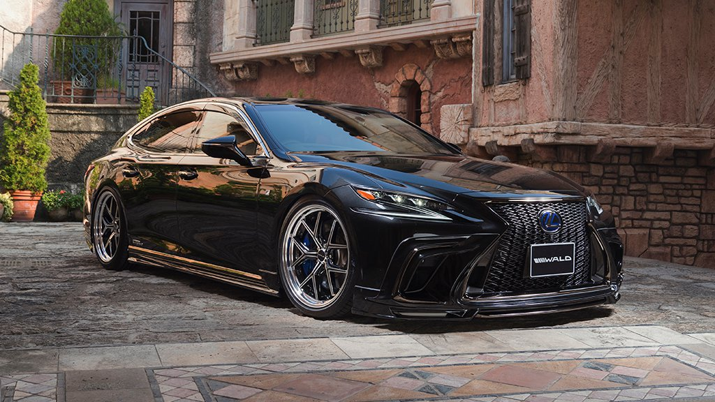 Lexus LS by Wald International (7)