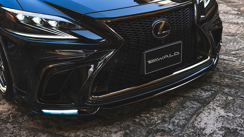 Lexus LS by Wald International (8)