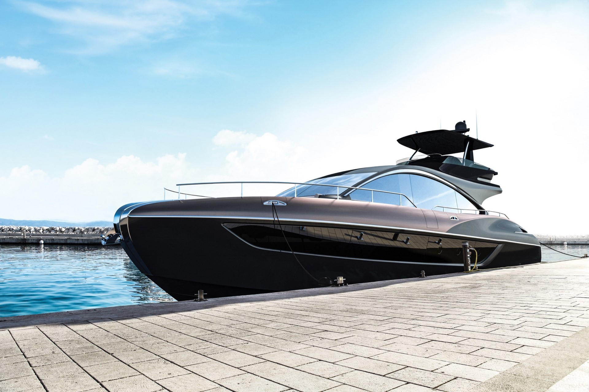 Lexus LY 650 luxury yacht (1)