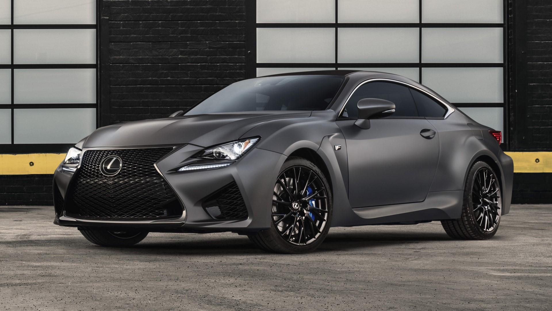 Lexus RC F, GS F special editions (1)