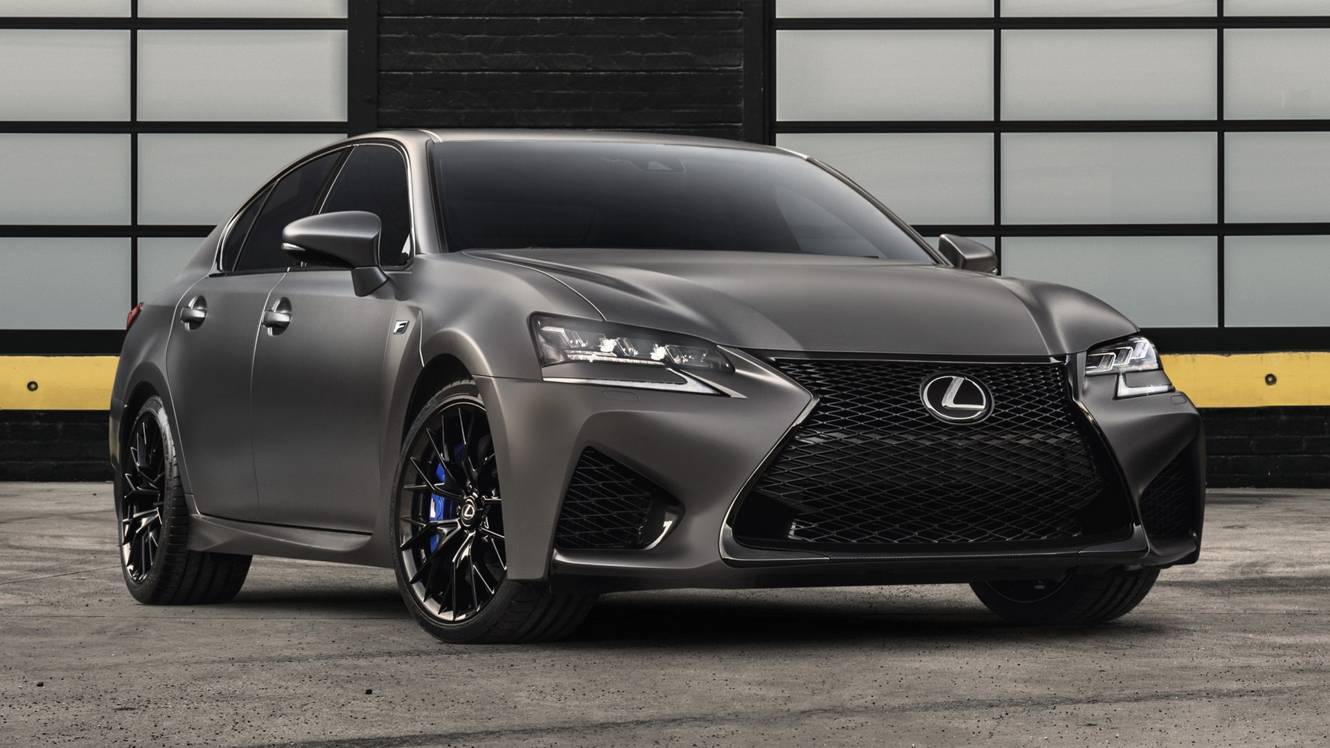 Lexus RC F, GS F special editions (10)