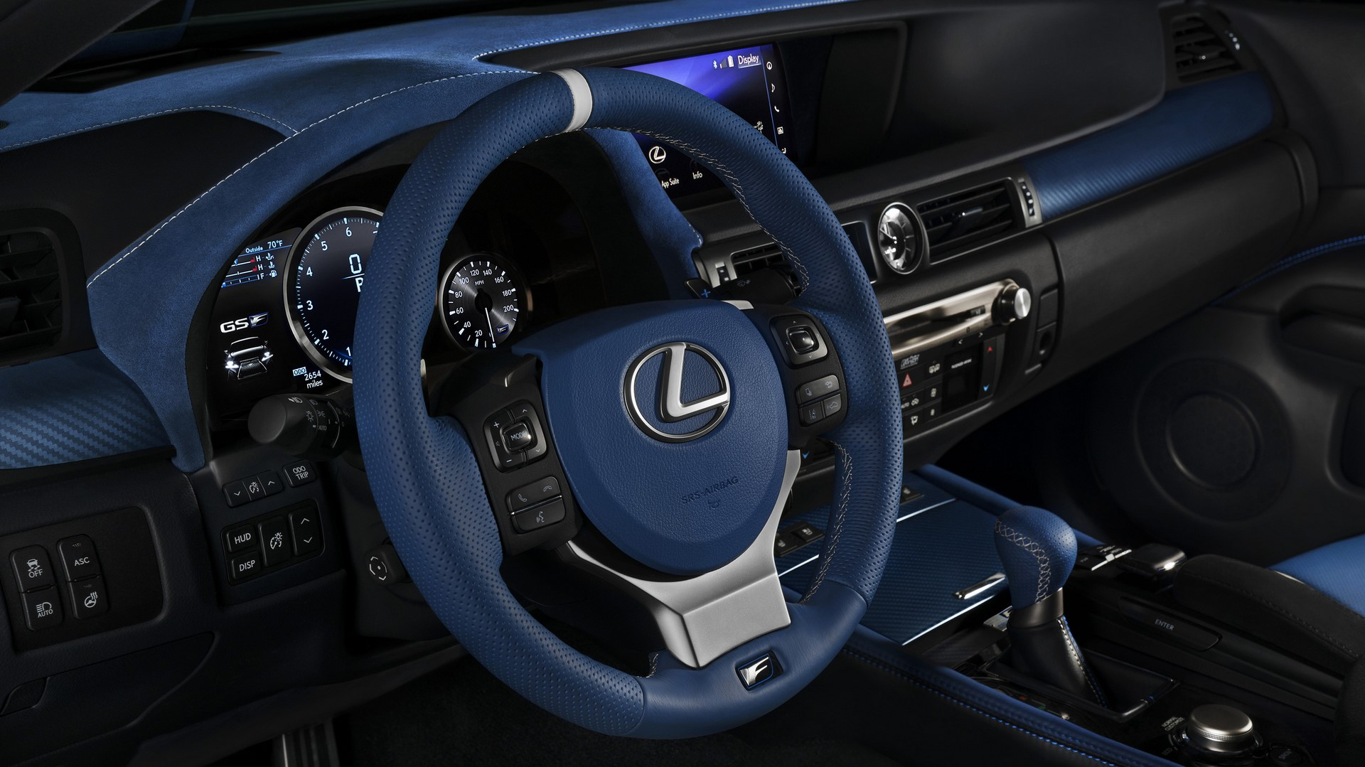Lexus RC F, GS F special editions (11)