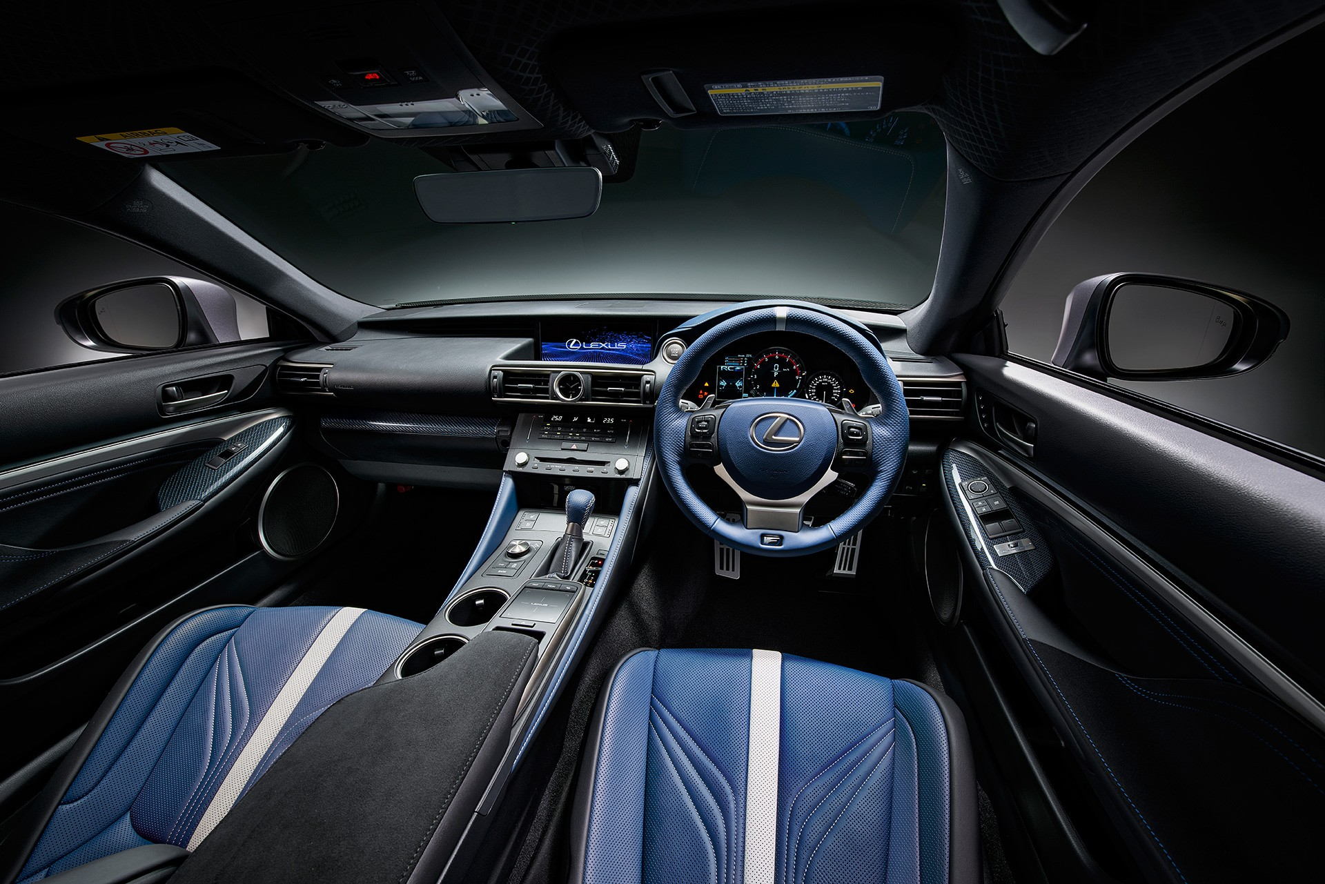 Lexus RC F, GS F special editions (26)
