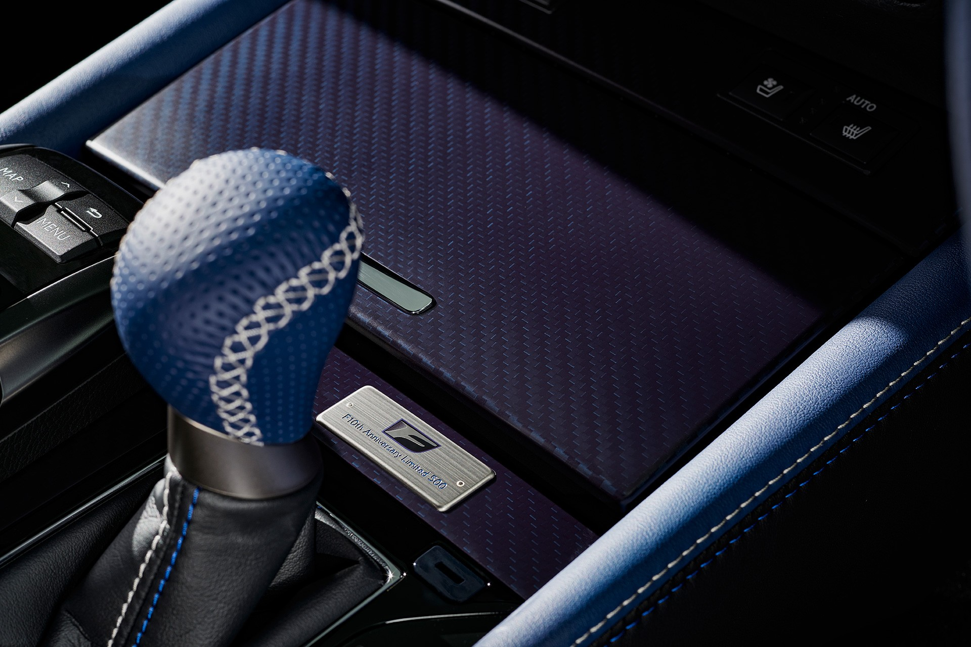 Lexus RC F, GS F special editions (31)
