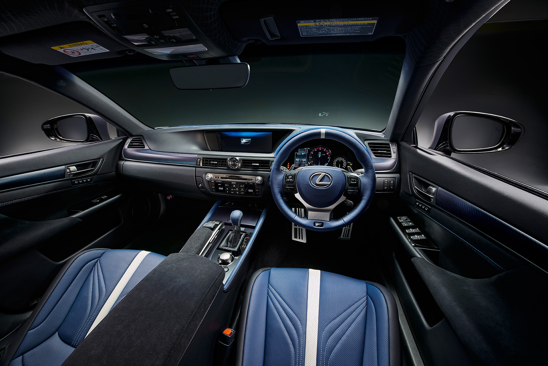Lexus RC F, GS F special editions (34)