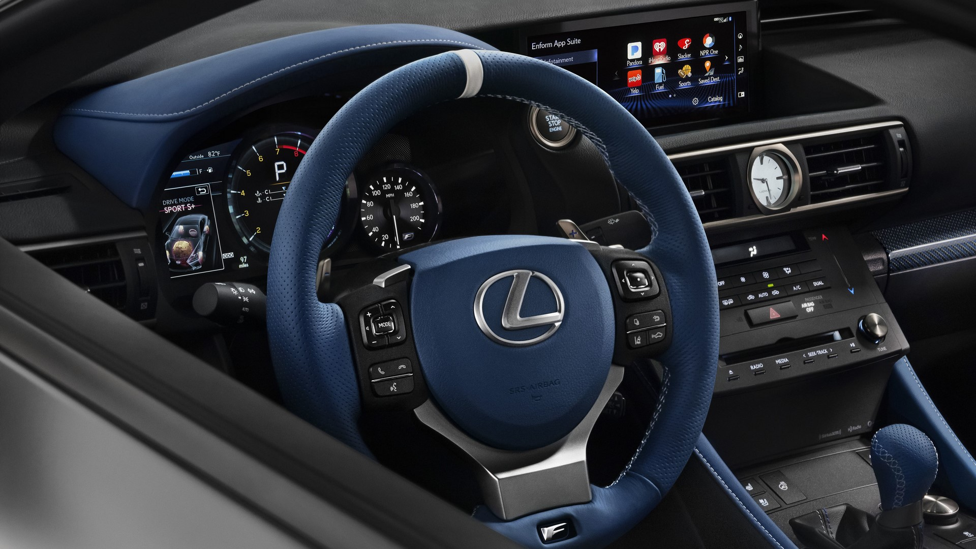 Lexus RC F, GS F special editions (5)