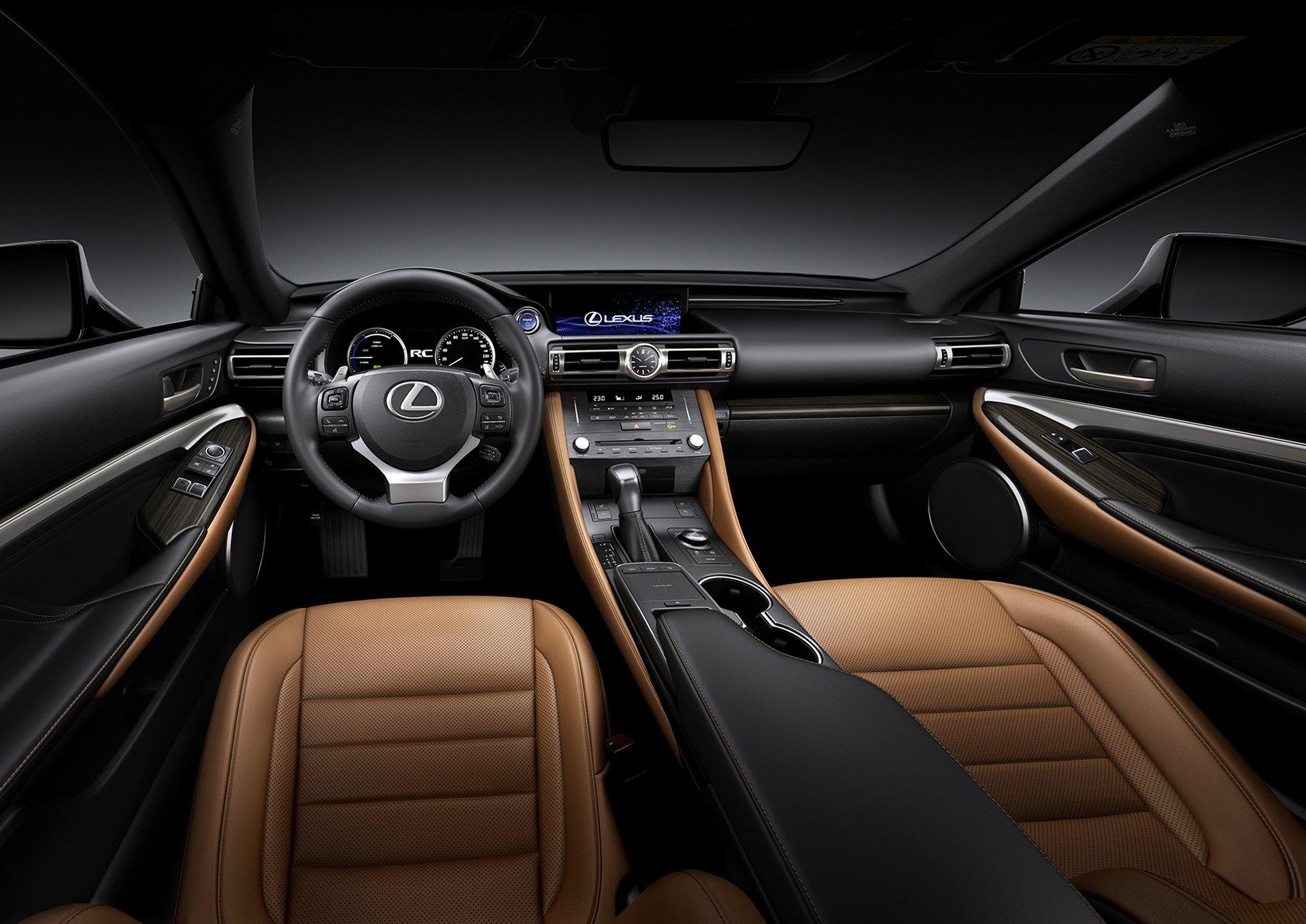 Lexus RC facelift 2019 (13)