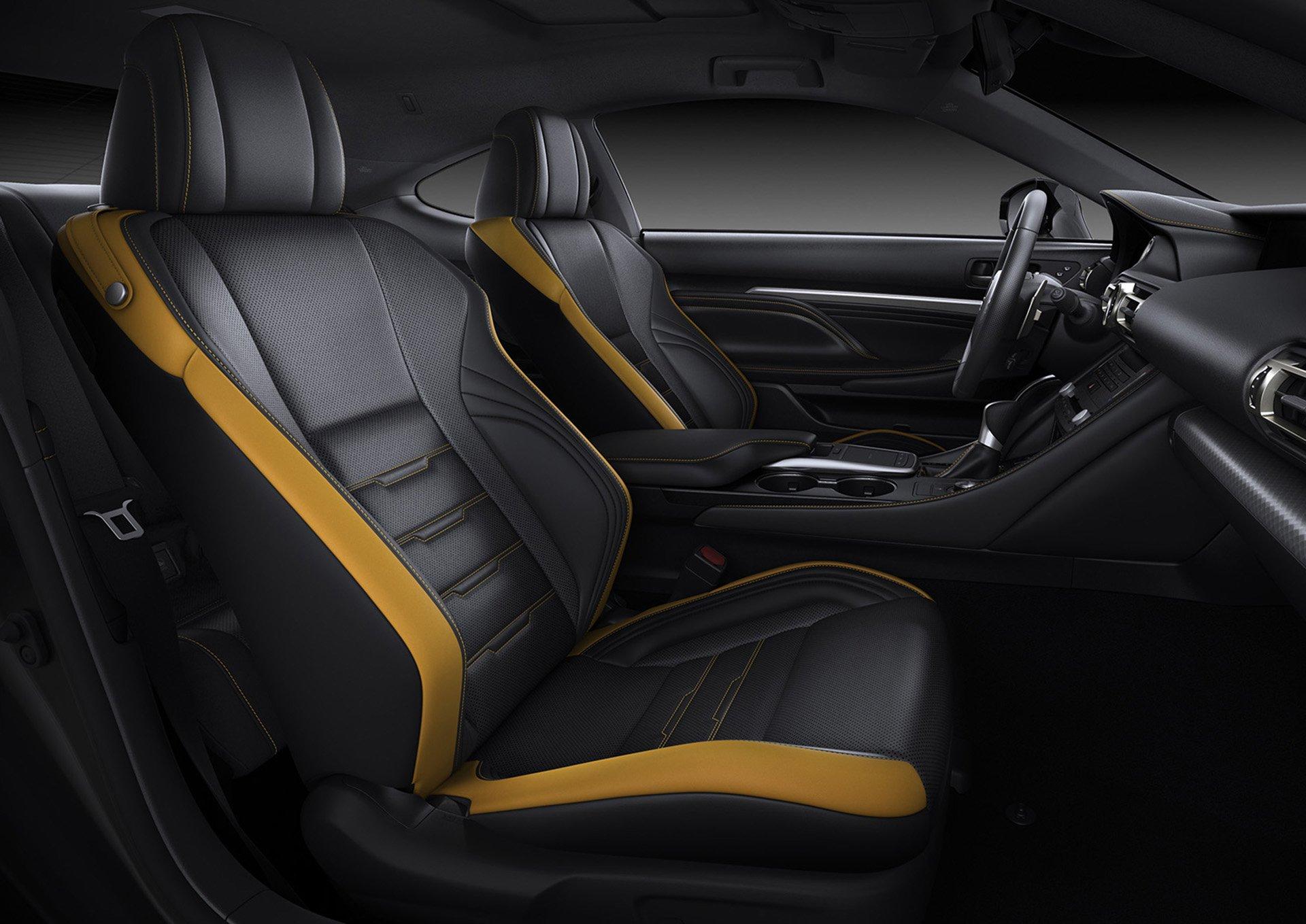 Lexus RC facelift 2019 (14)
