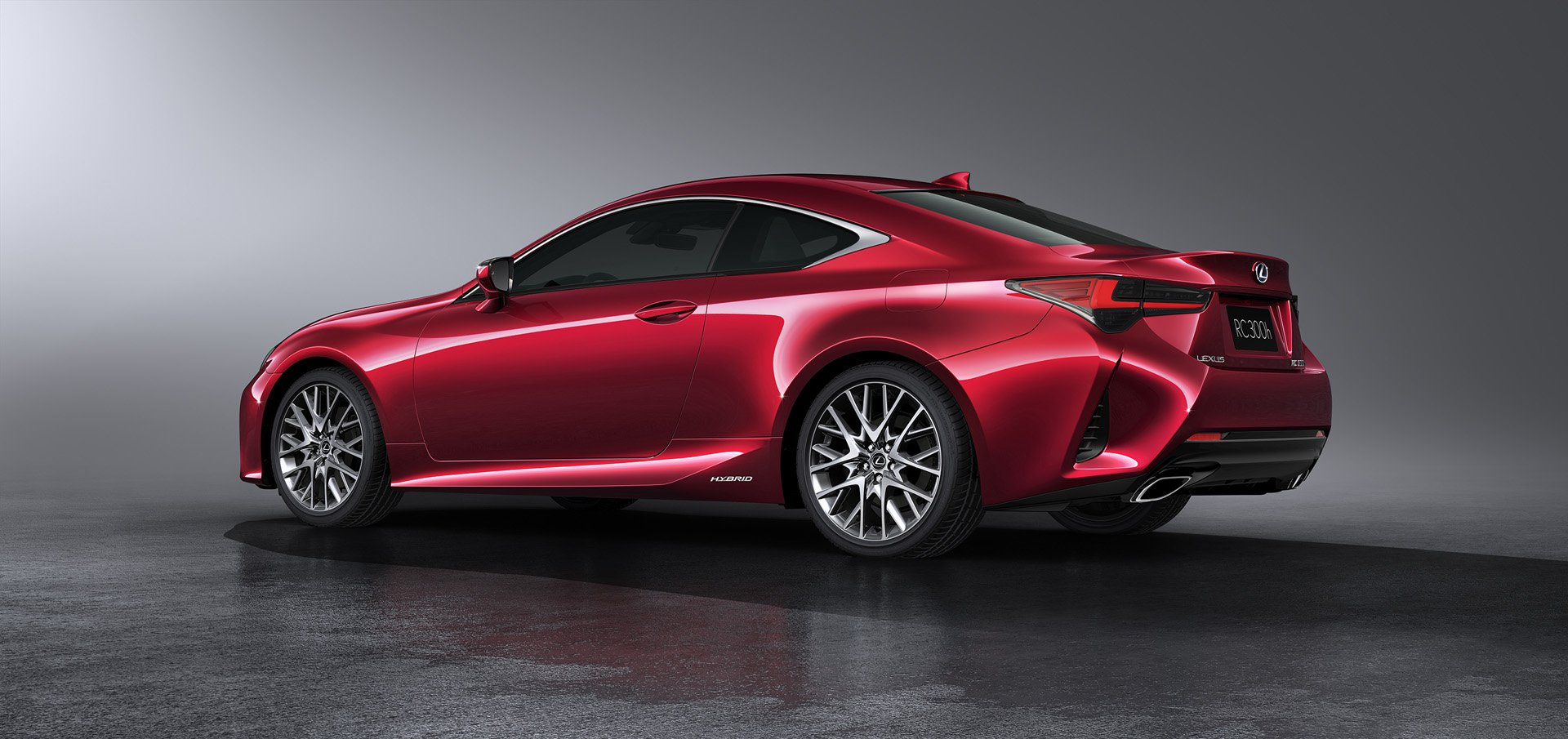 Lexus RC facelift 2019 (7)