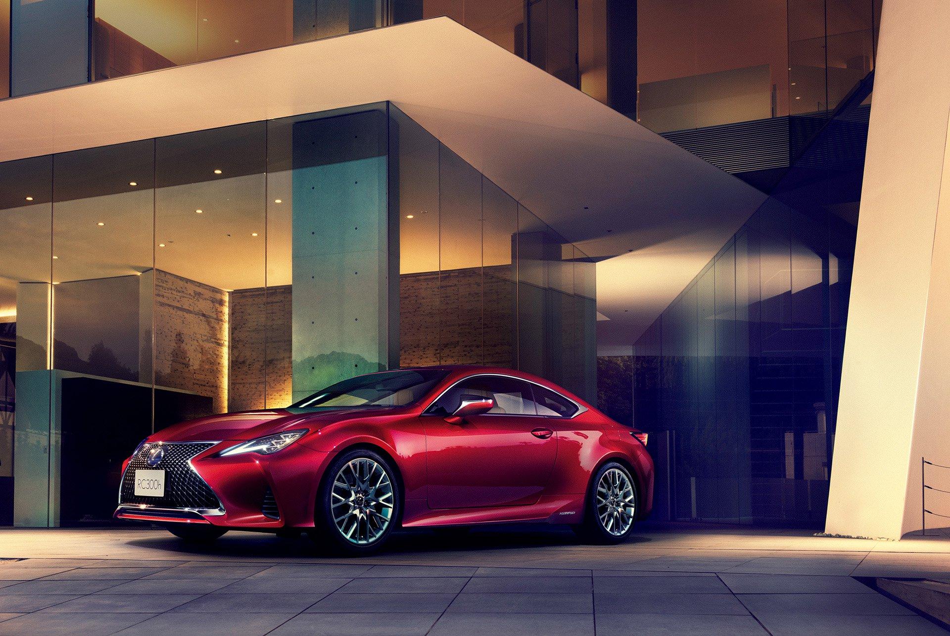 Lexus RC facelift 2019 (8)