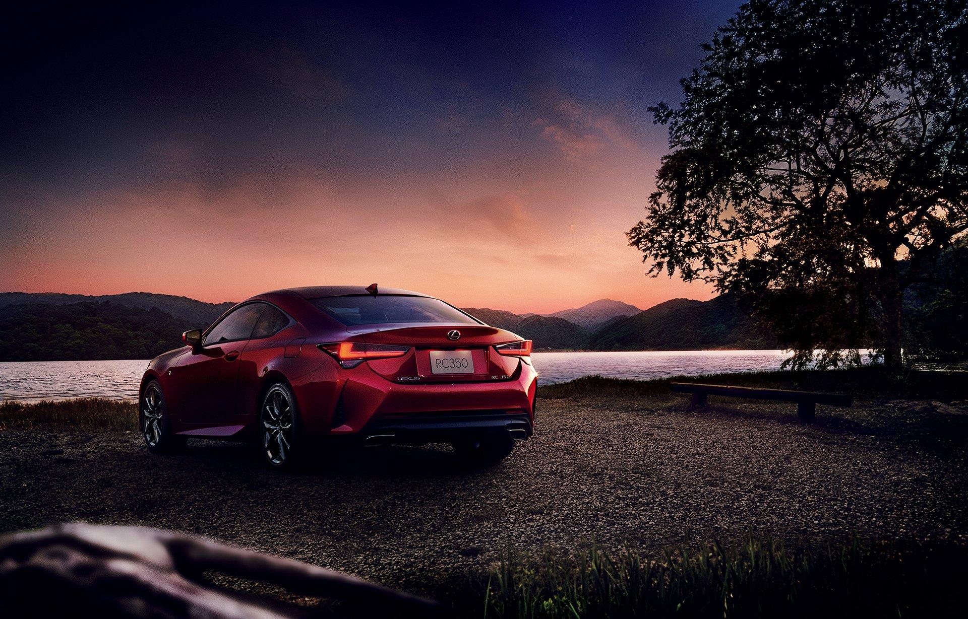 Lexus RC facelift 2019 (9)