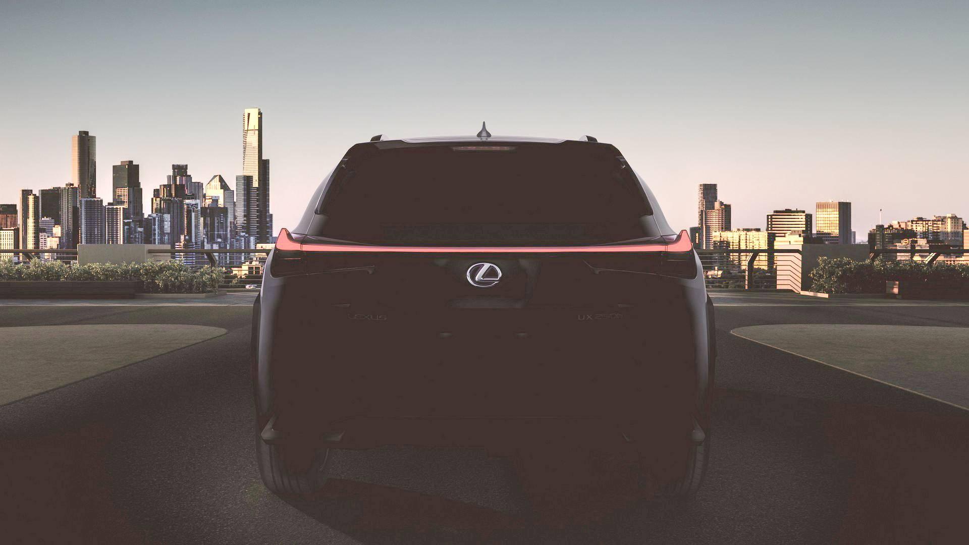 2019-lexus-ux-teaser-modified