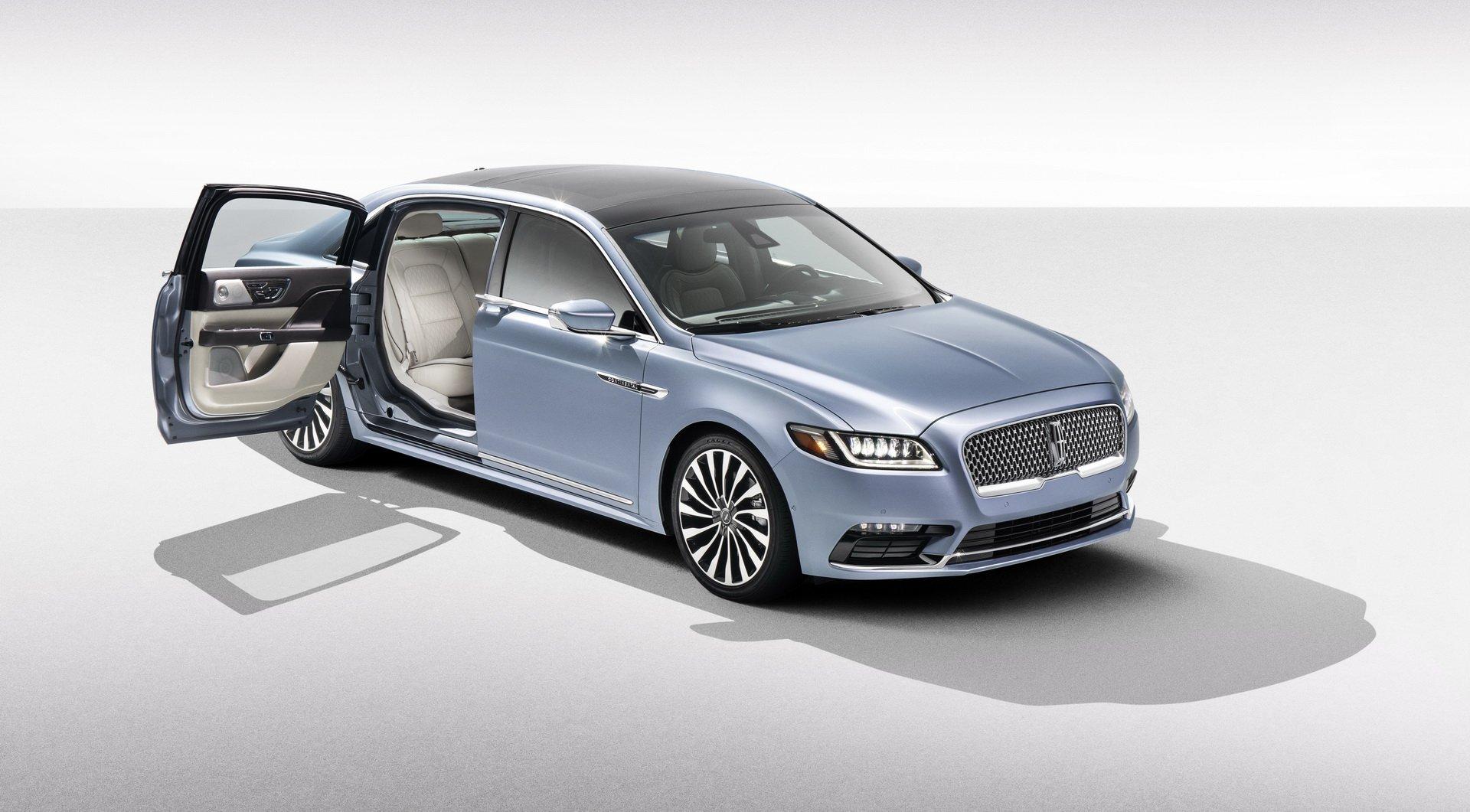 Lincoln Continental Coach Door Edition (34)