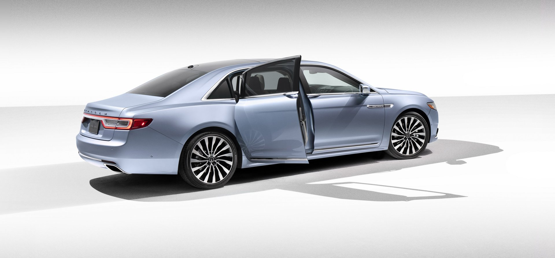Lincoln Continental Coach Door Edition (39)