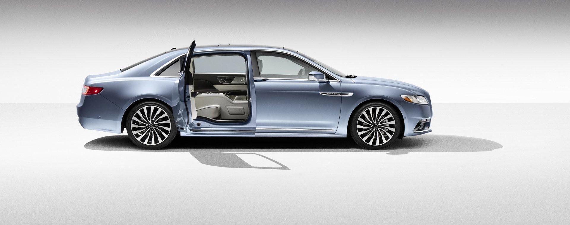 Lincoln Continental Coach Door Edition (44)