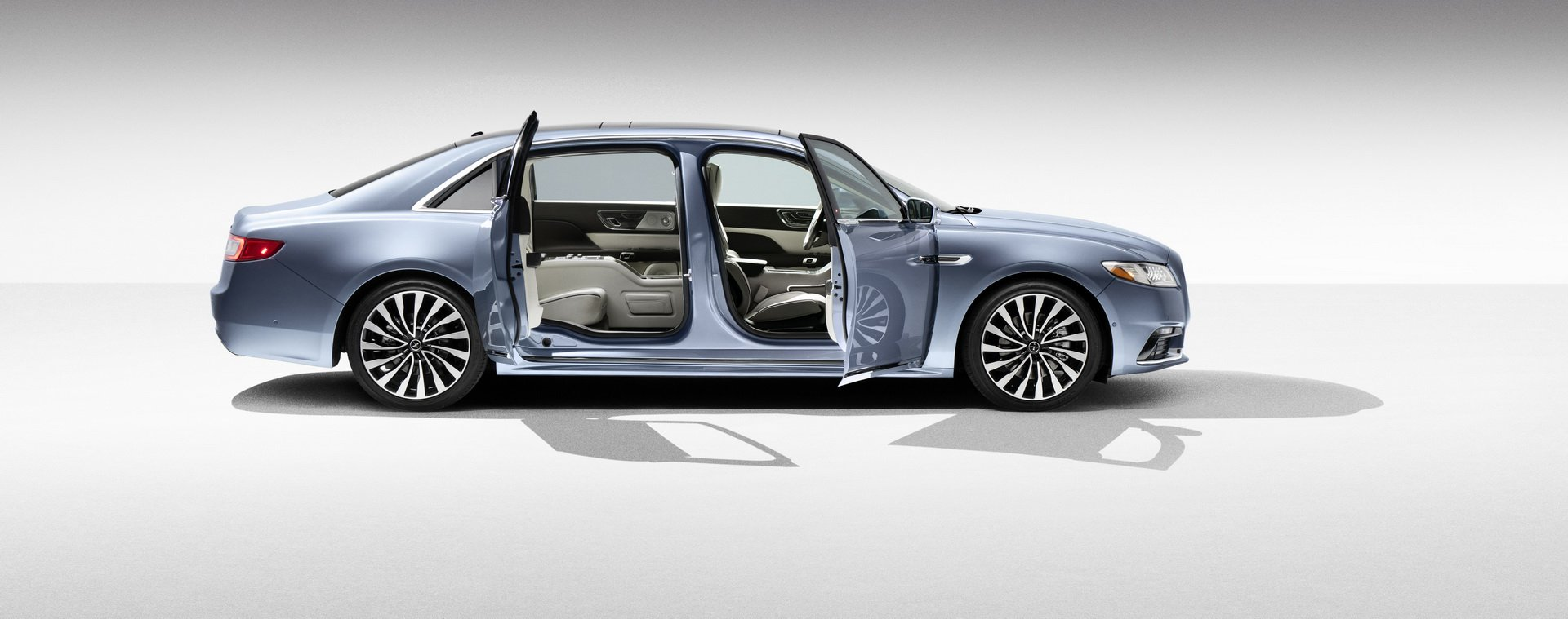 Lincoln Continental Coach Door Edition (46)