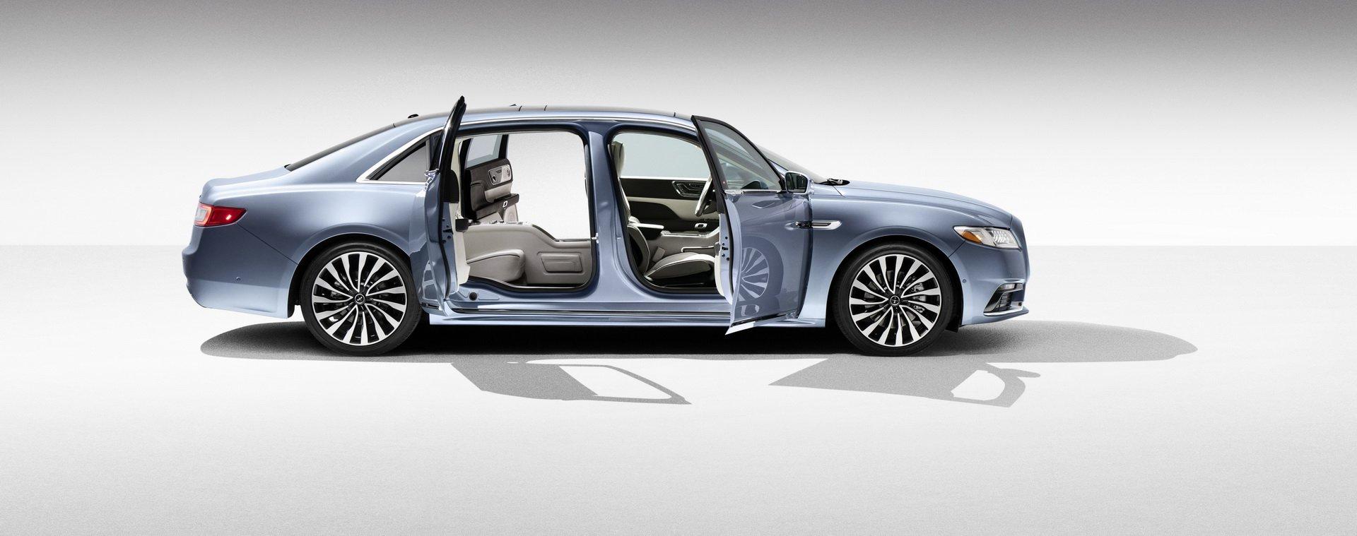 Lincoln Continental Coach Door Edition (47)