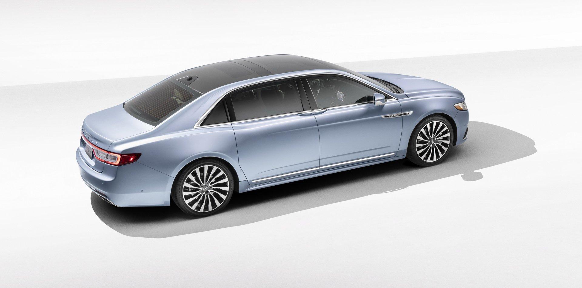Lincoln Continental Coach Door Edition (48)