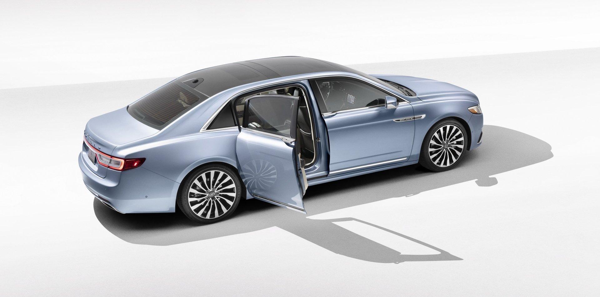 Lincoln Continental Coach Door Edition (49)