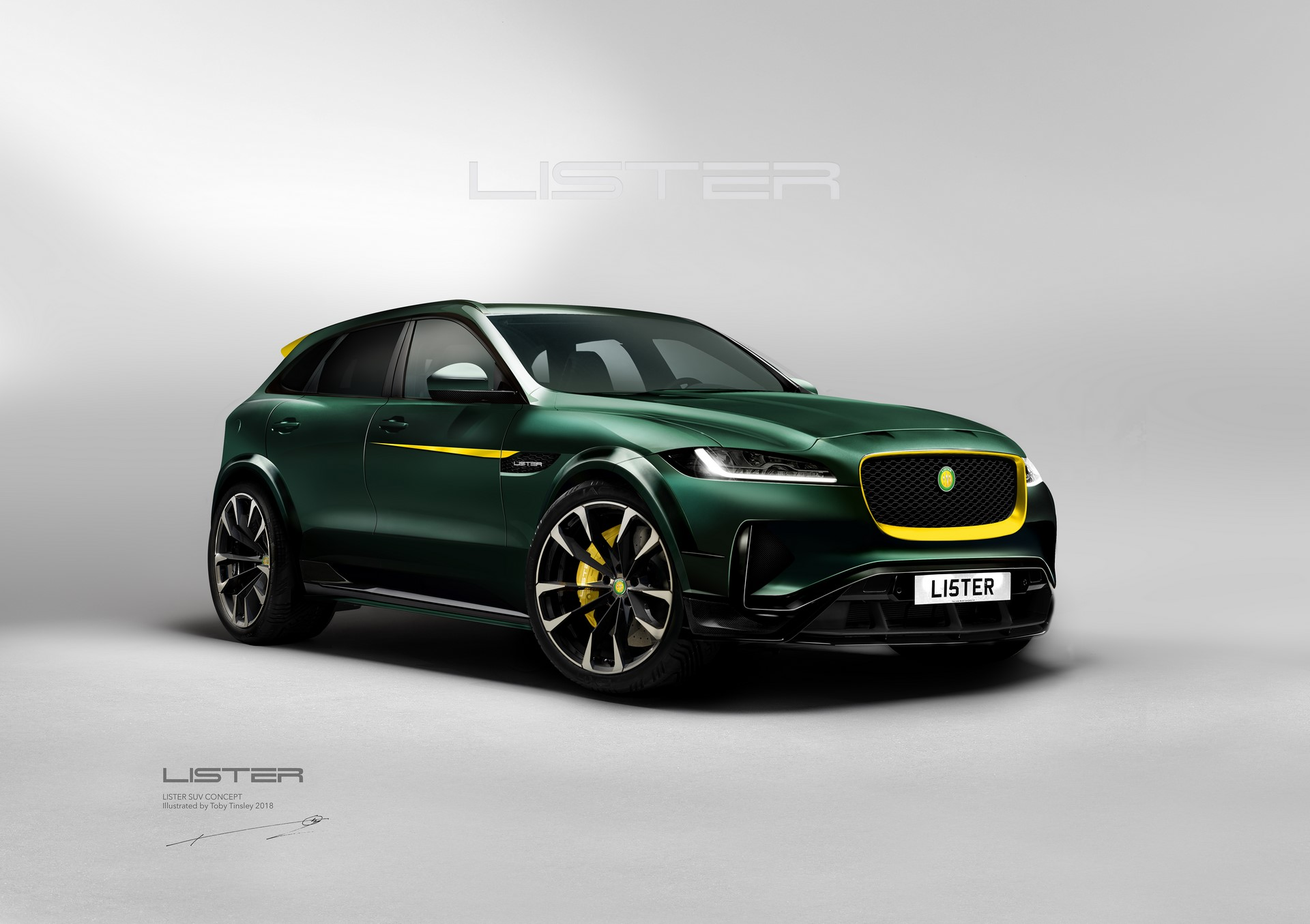 LISTER SUV FINAL FRONT