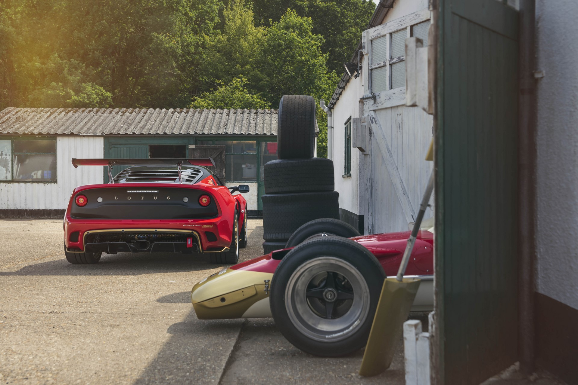 Lotus Exige Type 49 and Type 79 (2)