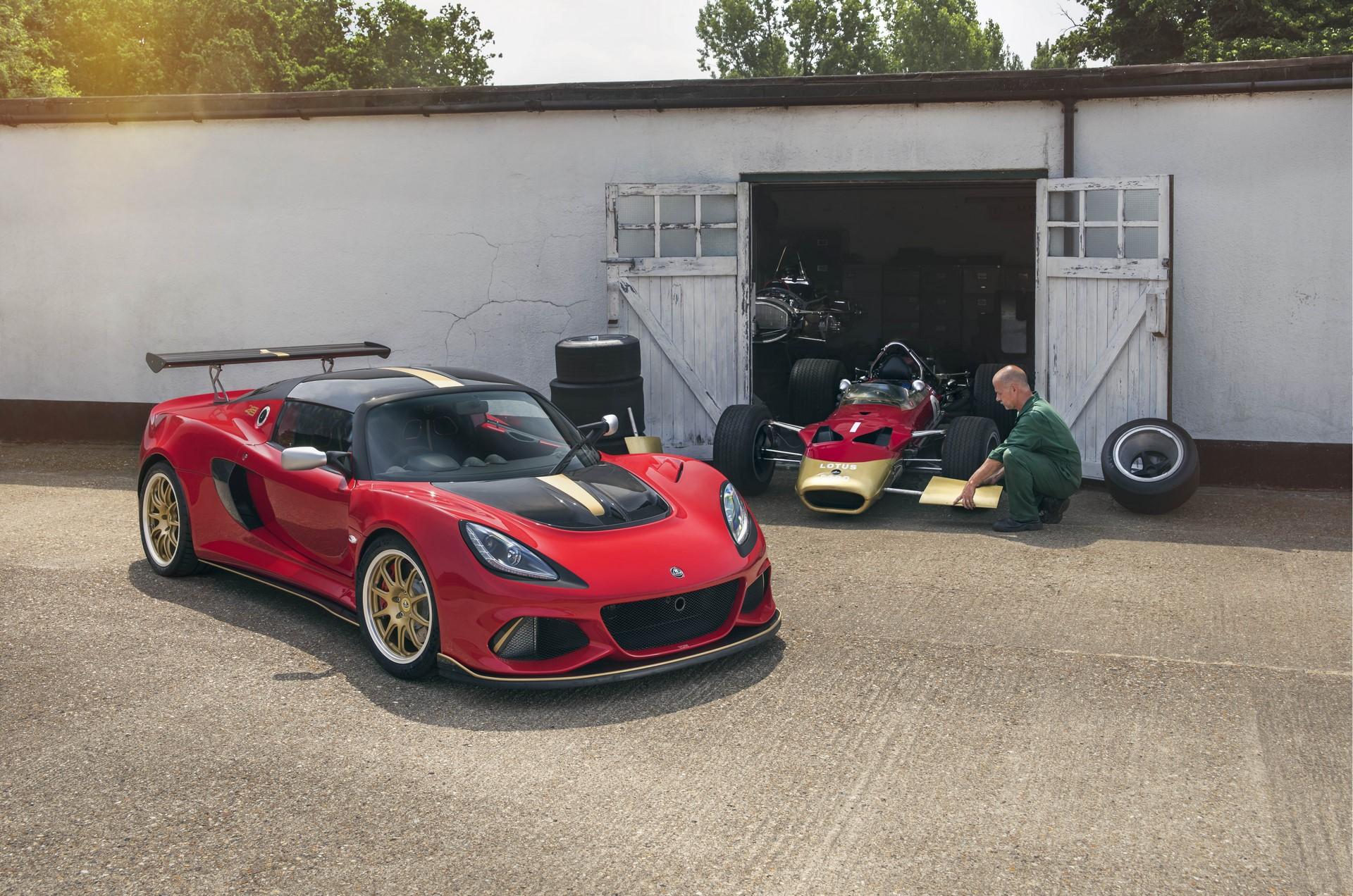 Lotus Exige Type 49 and Type 79 (3)