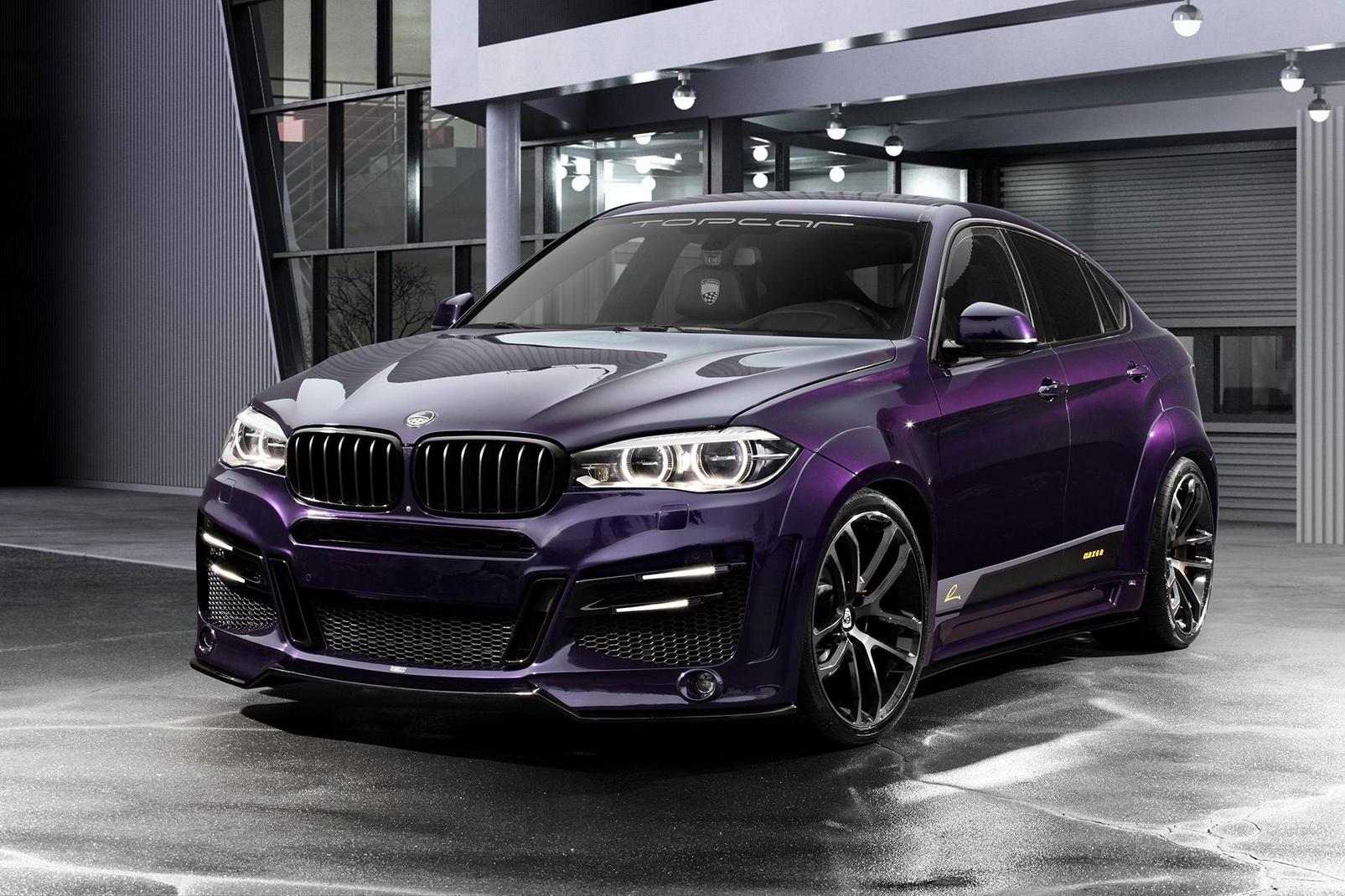Lumma CLR BMW X6 R (2)