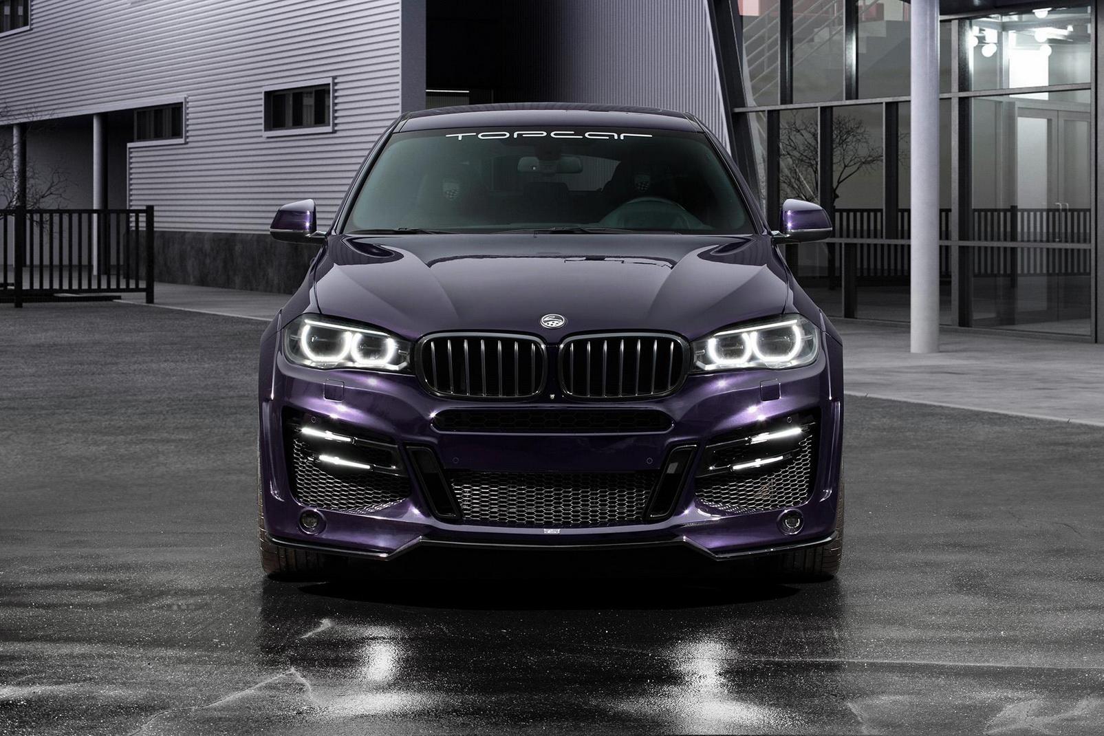 Lumma CLR BMW X6 R (5)