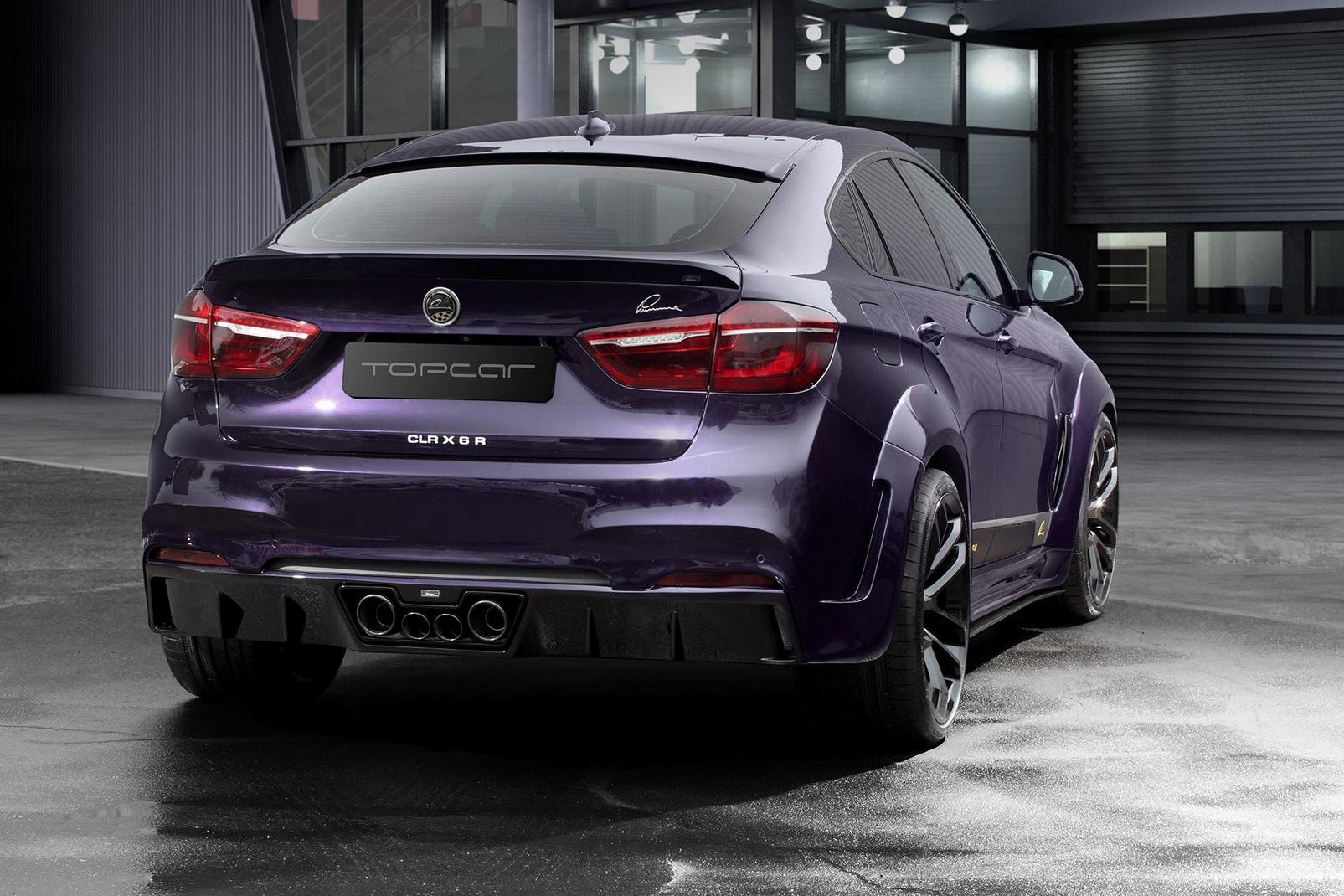 Lumma CLR BMW X6 R (6)