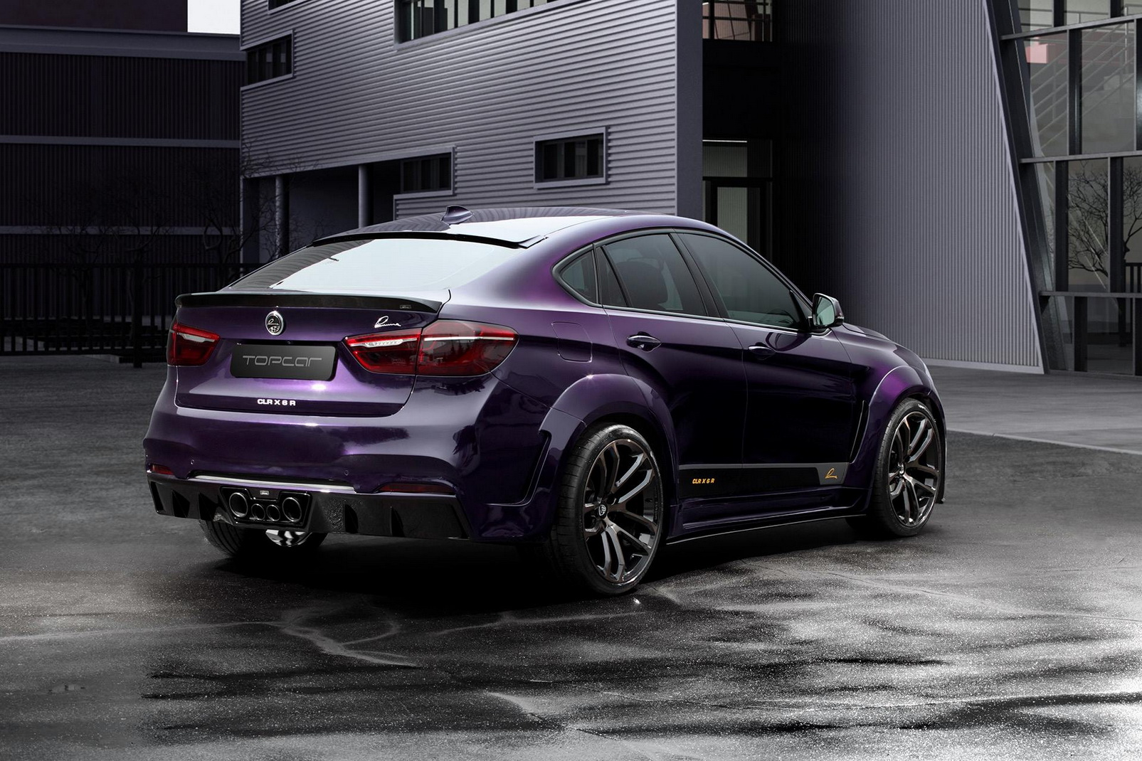 Lumma CLR BMW X6 R (7)