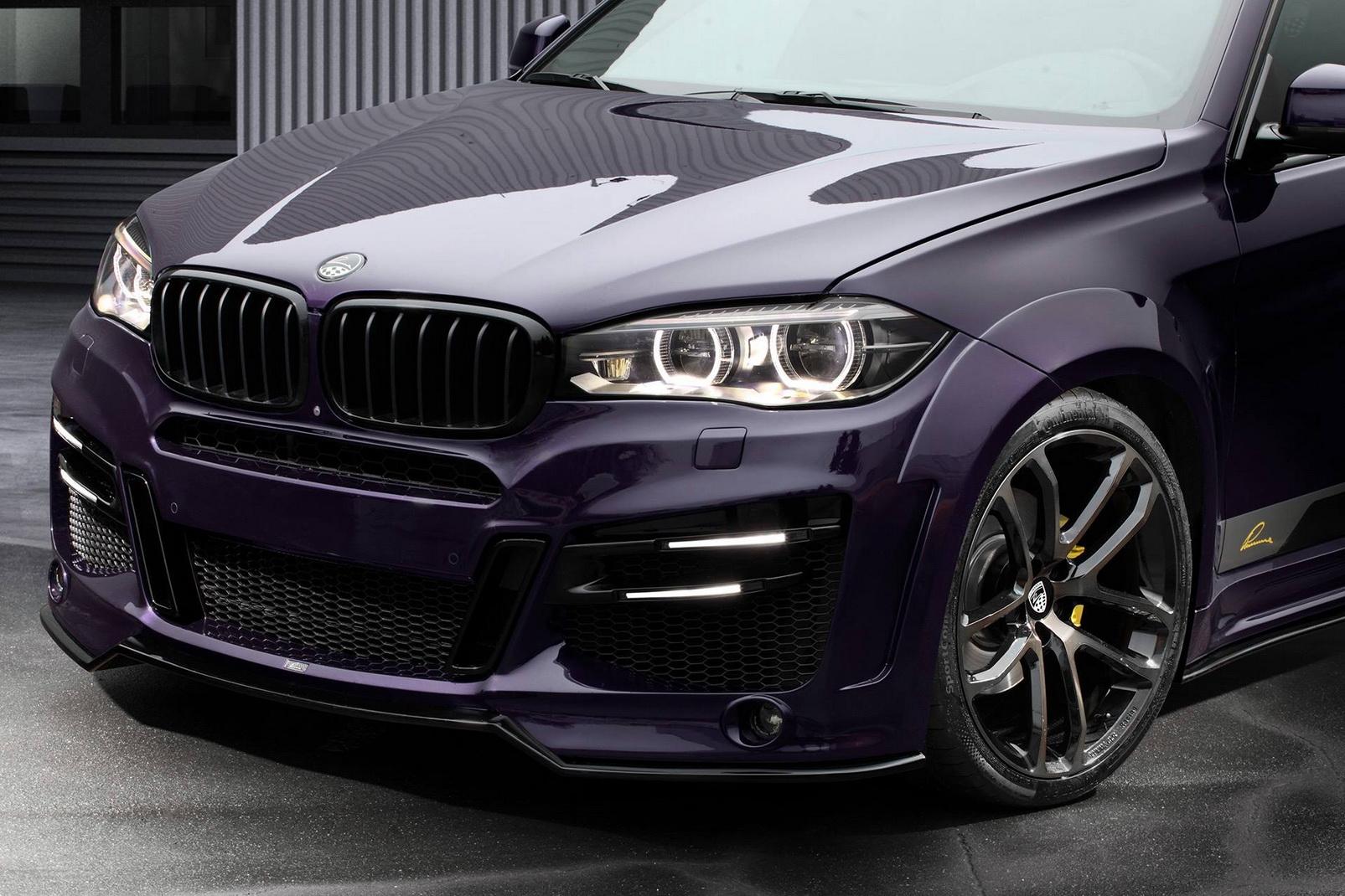 Lumma CLR BMW X6 R (9)