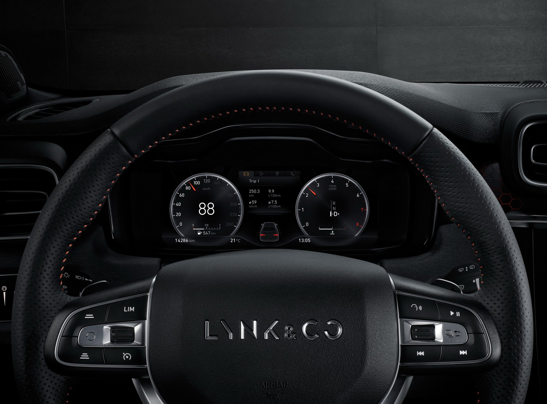 Lynk Co 03 sedan (13)