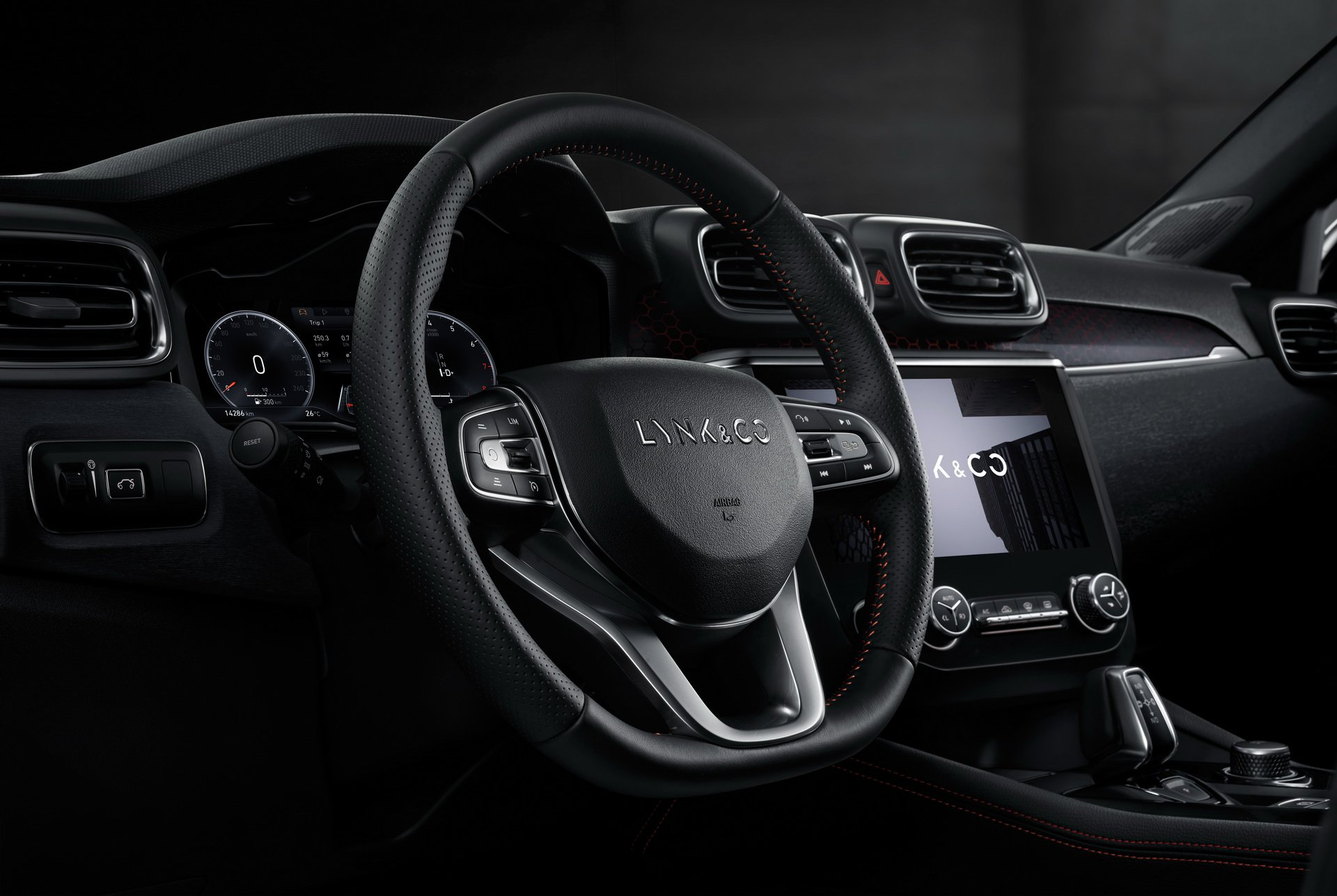 Lynk Co 03 sedan (8)