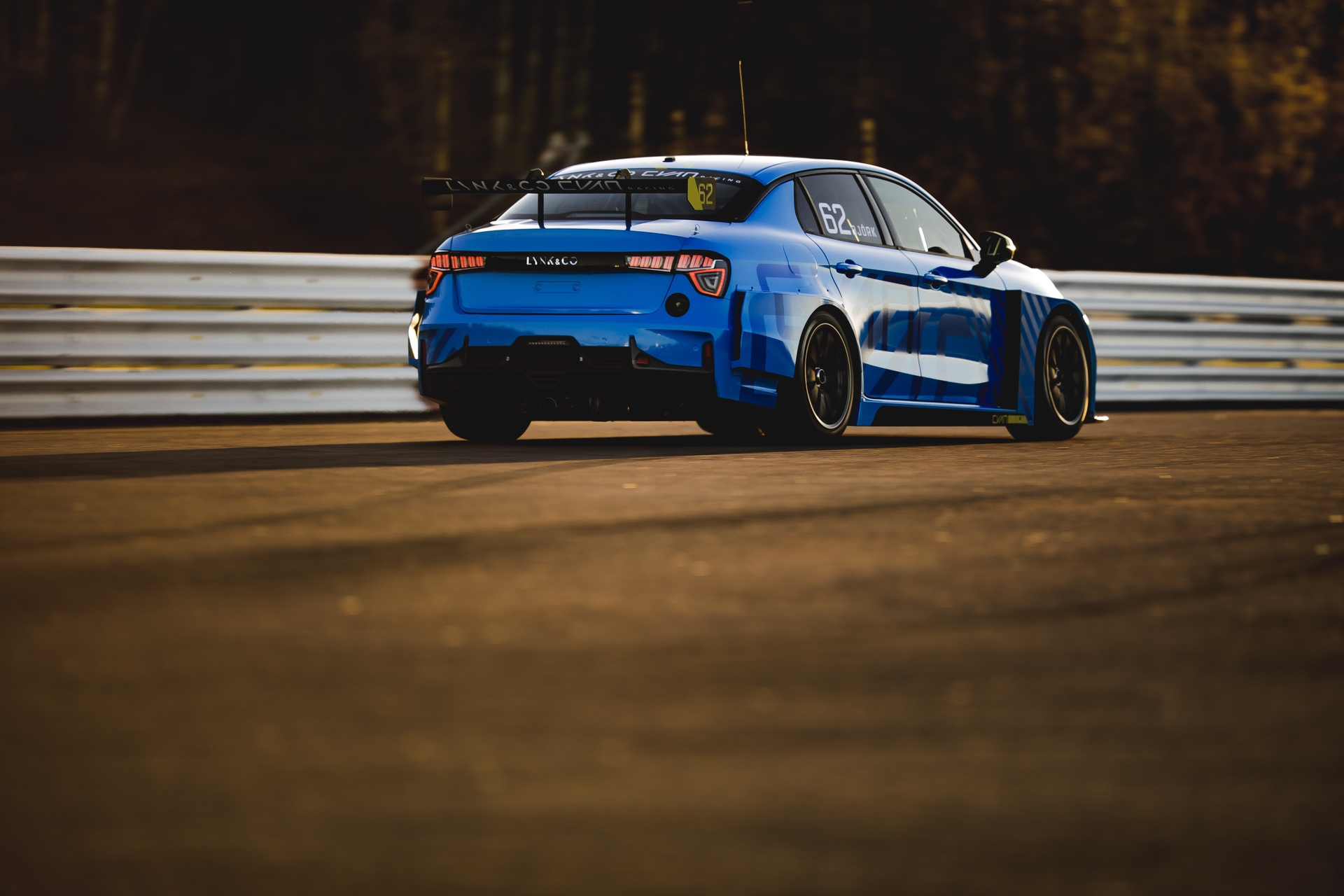 Thed Björk, Mantorp, Lynk & Co Cyan Racing, 22 October, 2018