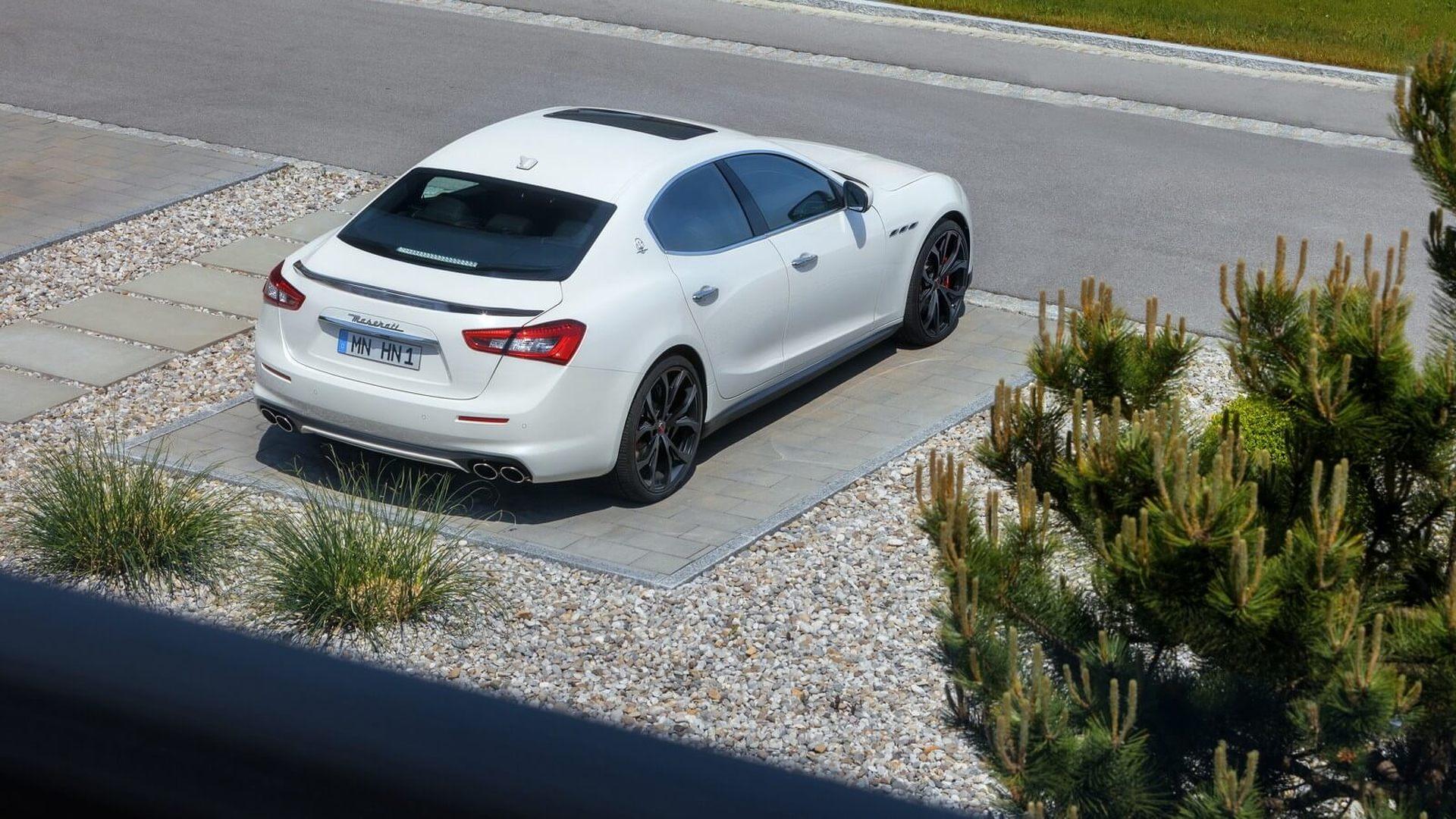 Maserati Ghibli By Novitec (11)