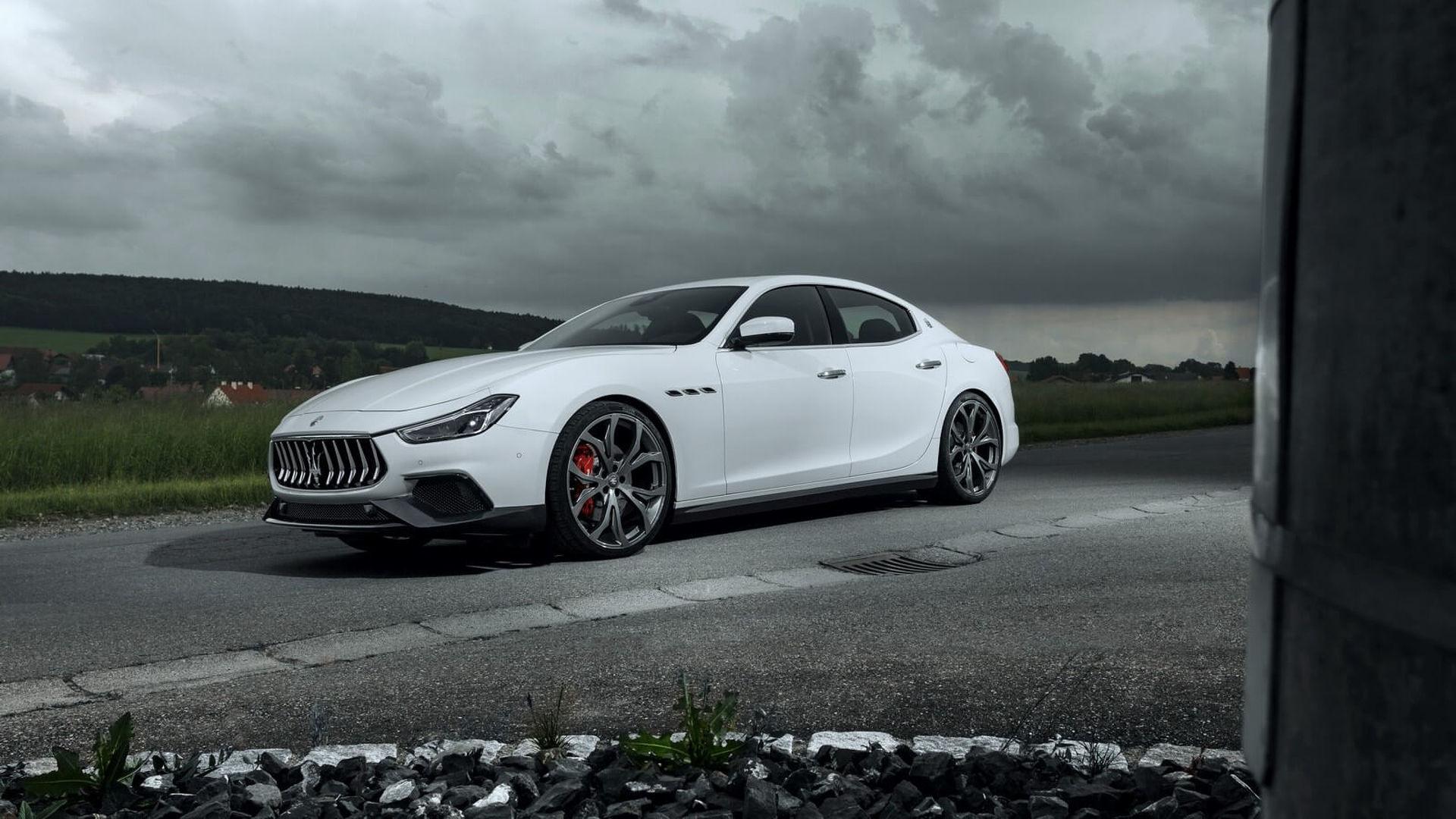 Maserati Ghibli By Novitec (3)