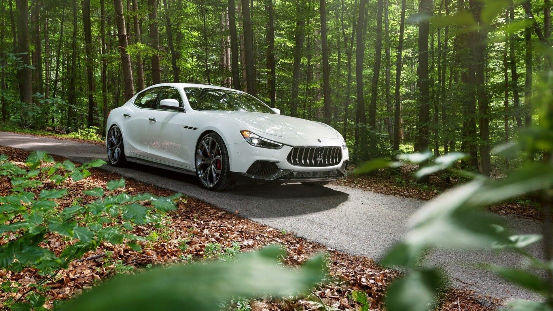Maserati Ghibli By Novitec (4)