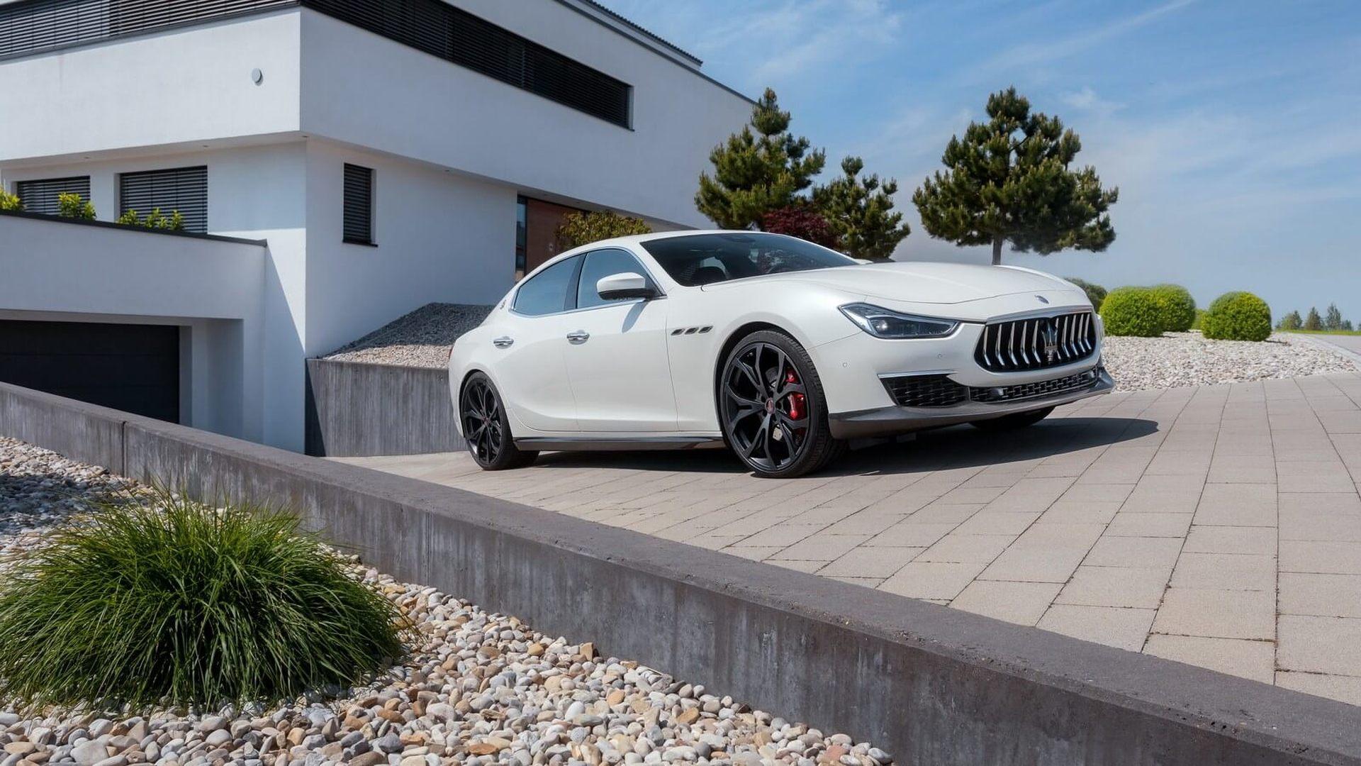 Maserati Ghibli By Novitec (8)