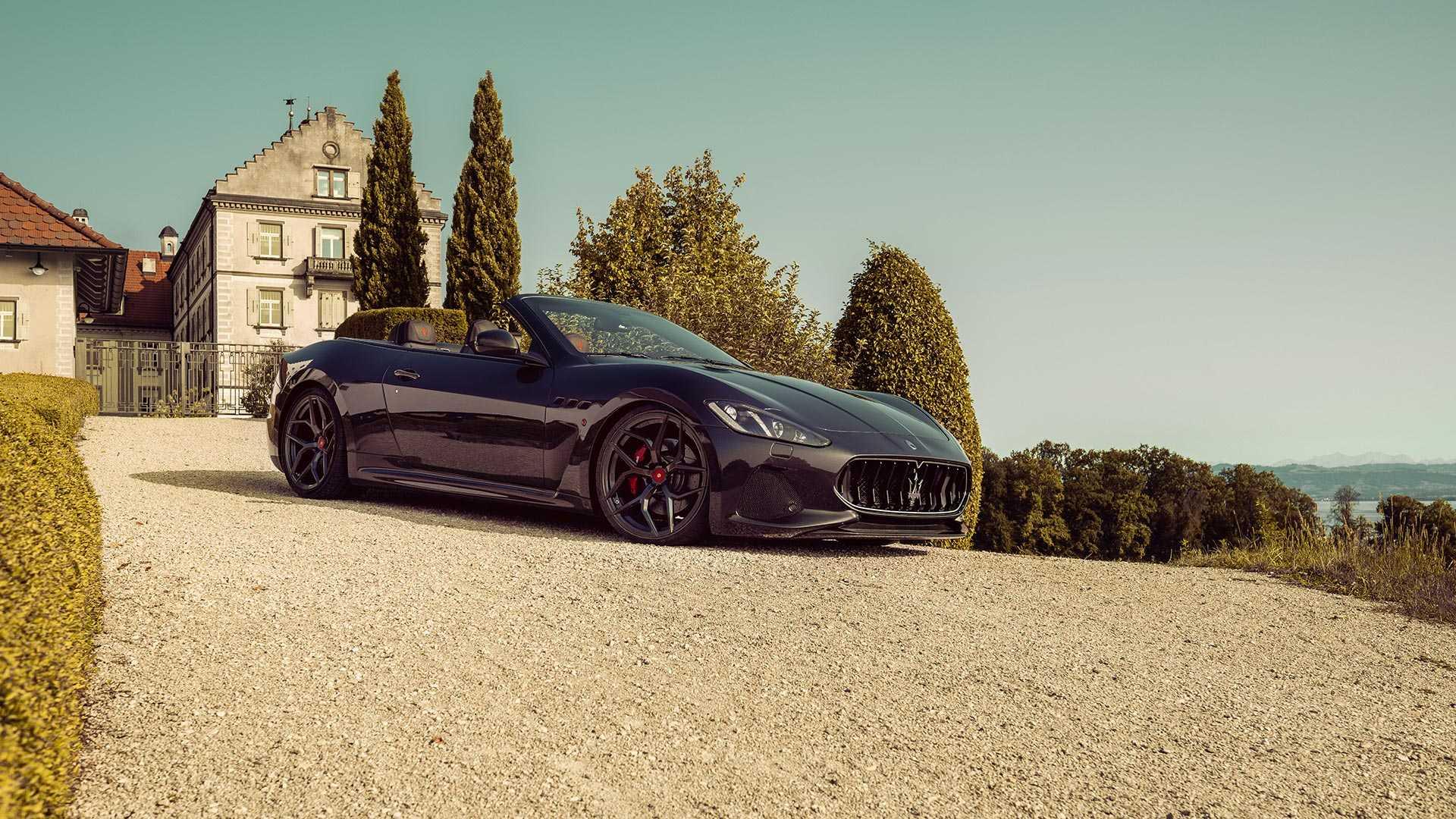 Maserati GranCabrio by Pogea Racing (2)