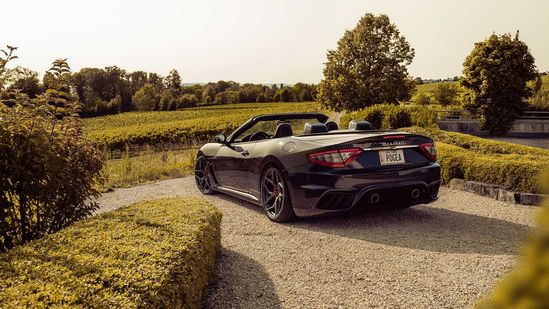 Maserati GranCabrio by Pogea Racing (4)