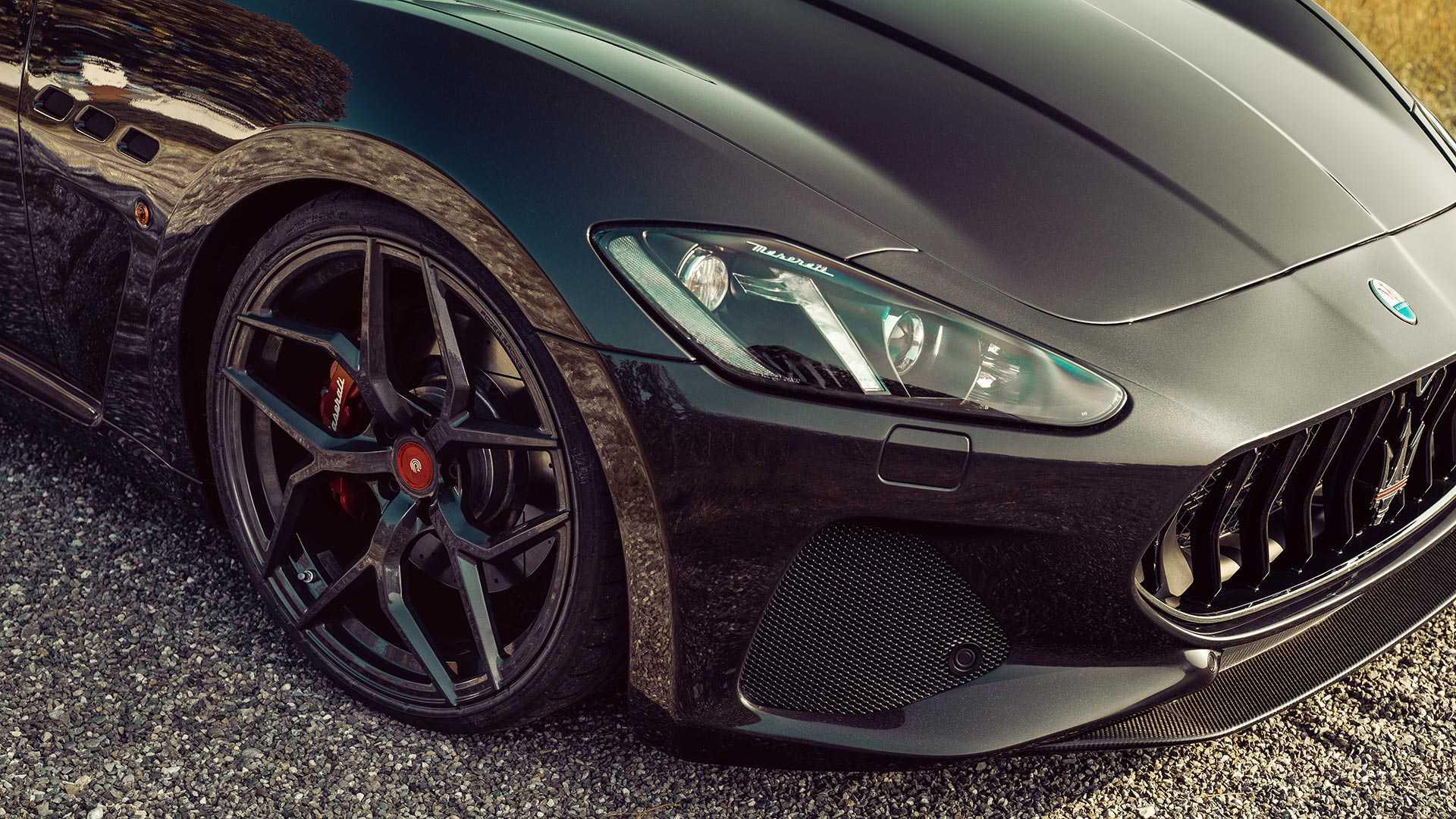 Maserati GranCabrio by Pogea Racing (6)