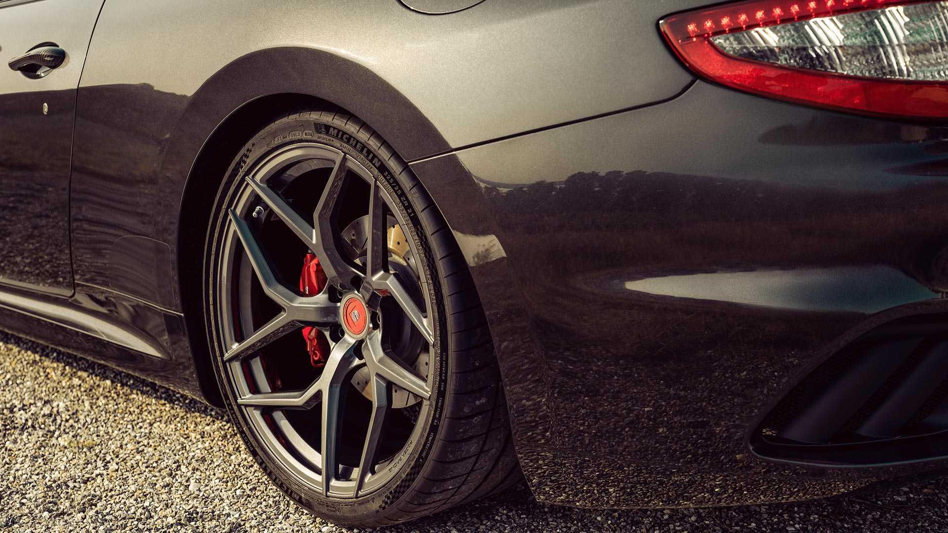 Maserati GranCabrio by Pogea Racing (7)