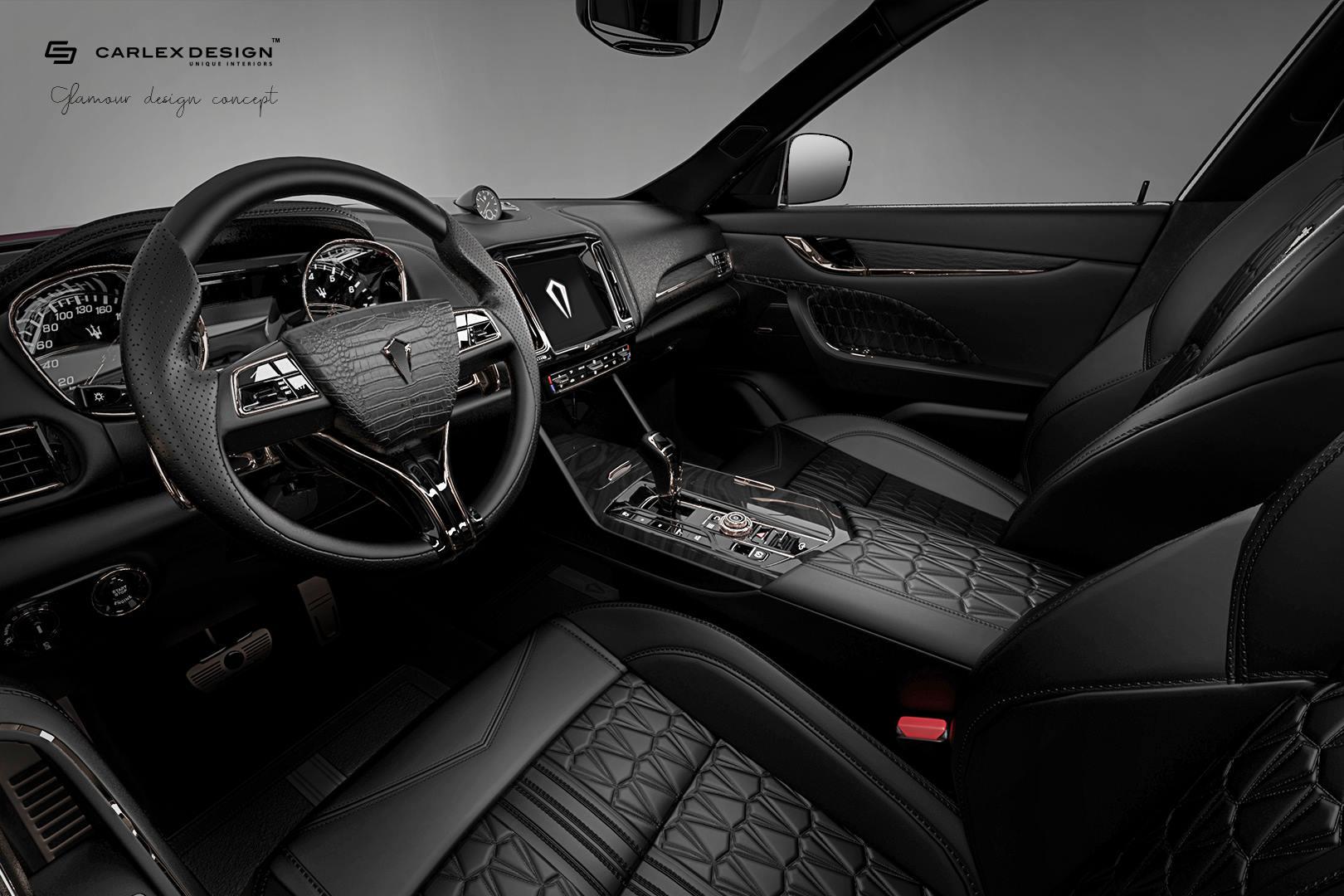 Maserati Levante by Carlex Design (1)