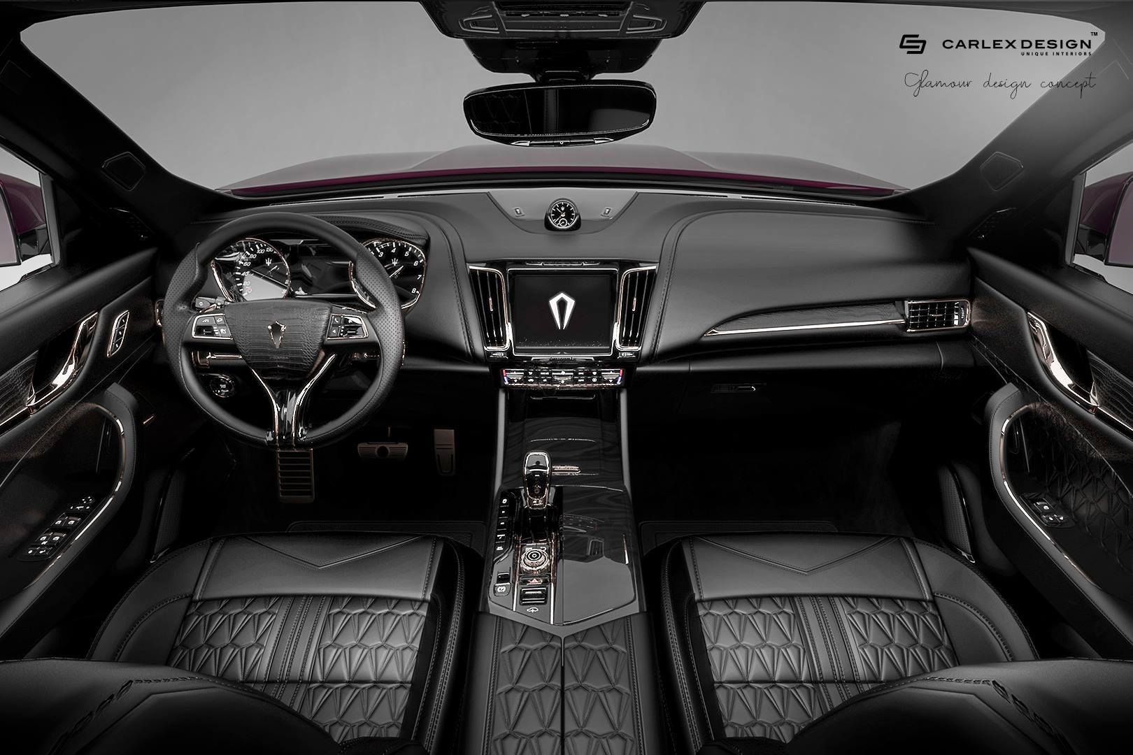 Maserati Levante by Carlex Design (4)